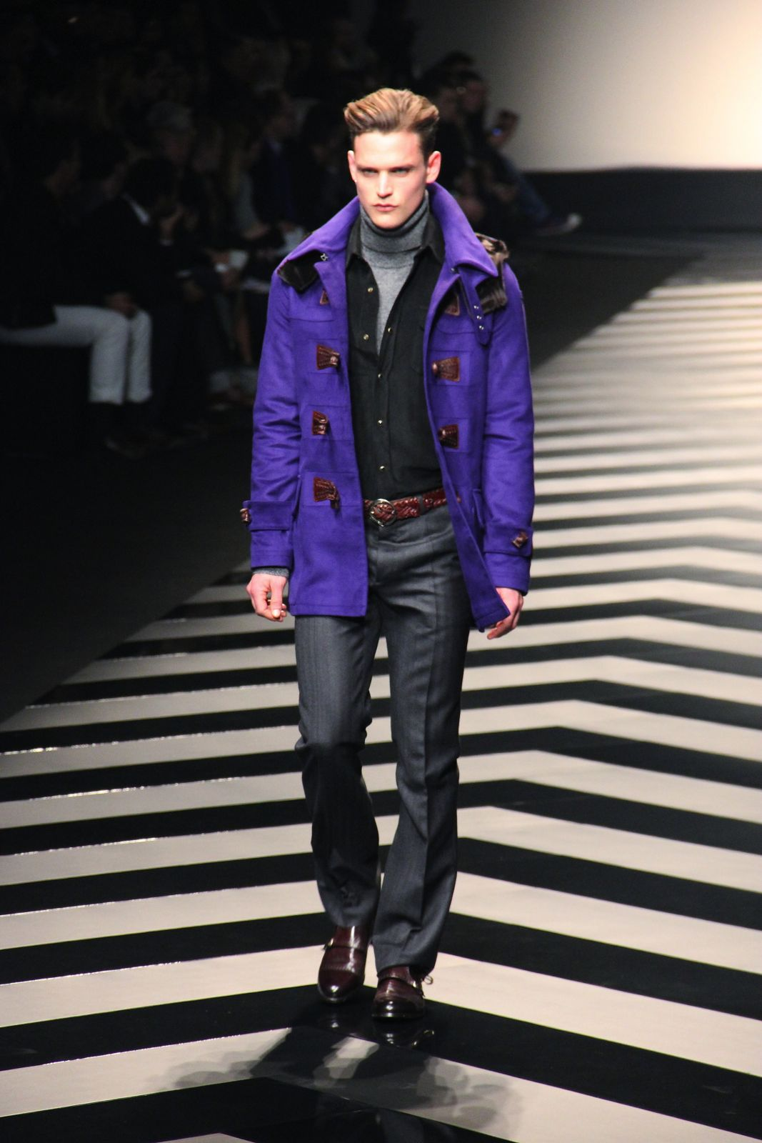 Roberto Cavalli Fall Winter 2012-13 Men