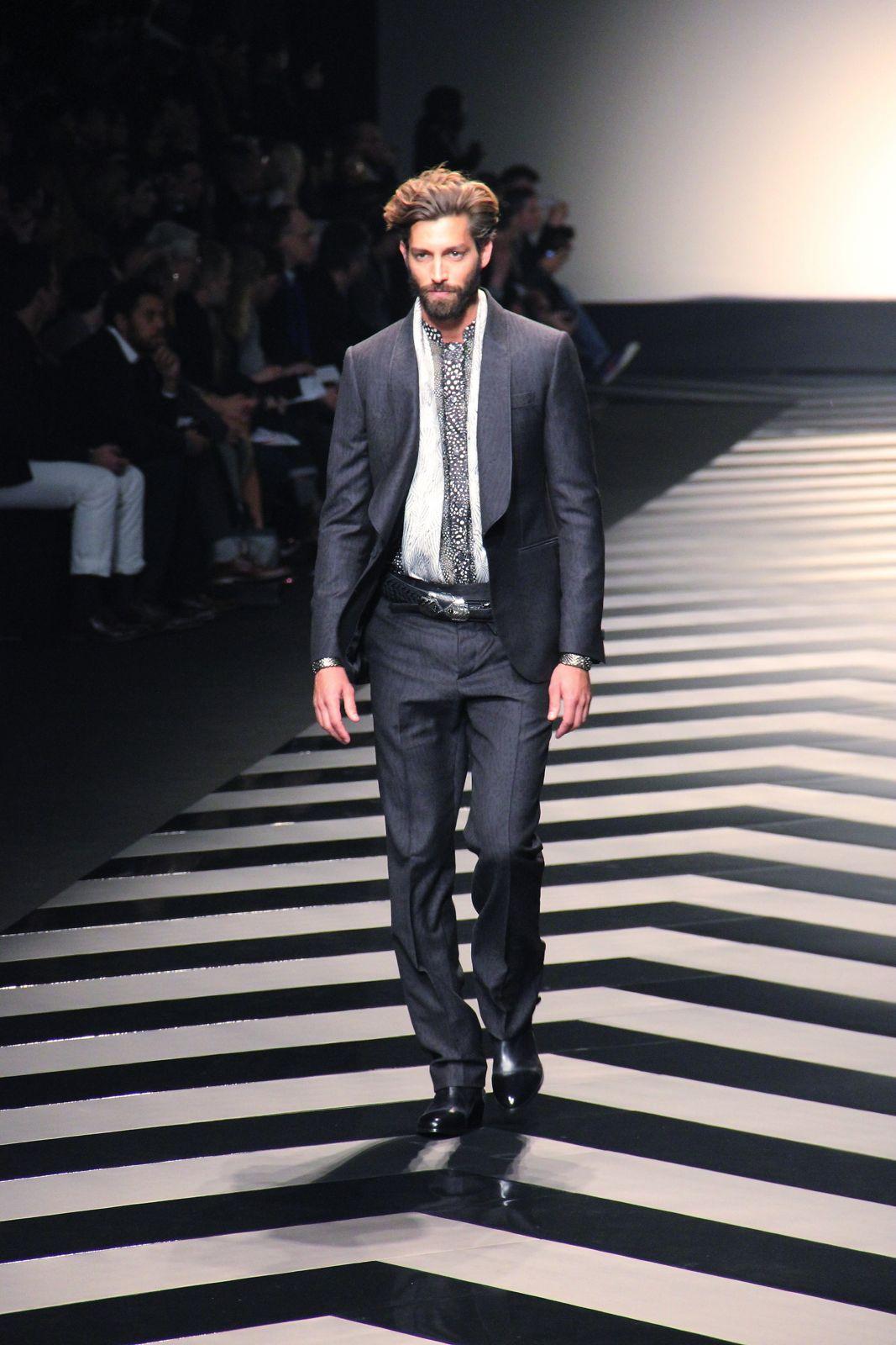 Roberto Cavalli Fashion Show Milano Fashion Week