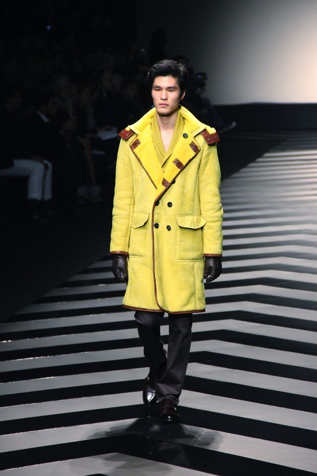 Roberto Cavalli Men's Collection Fall Winter 2012-2013 Milano Fashion Week