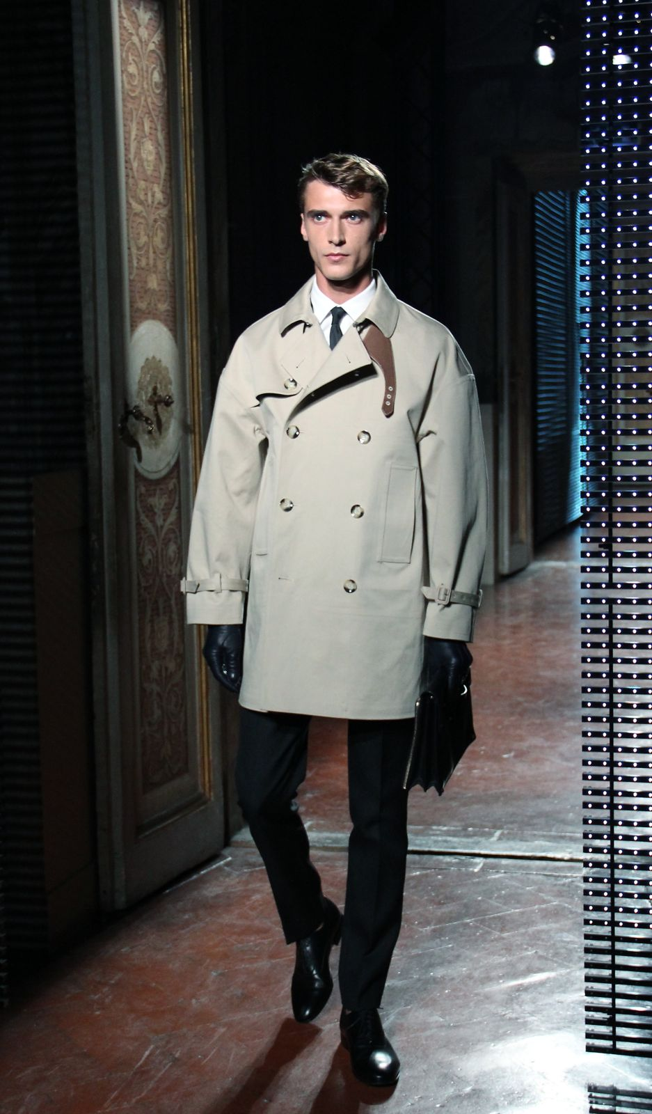Pitti Immagine Uomo Valentino Men's Collection F/W 2012-13