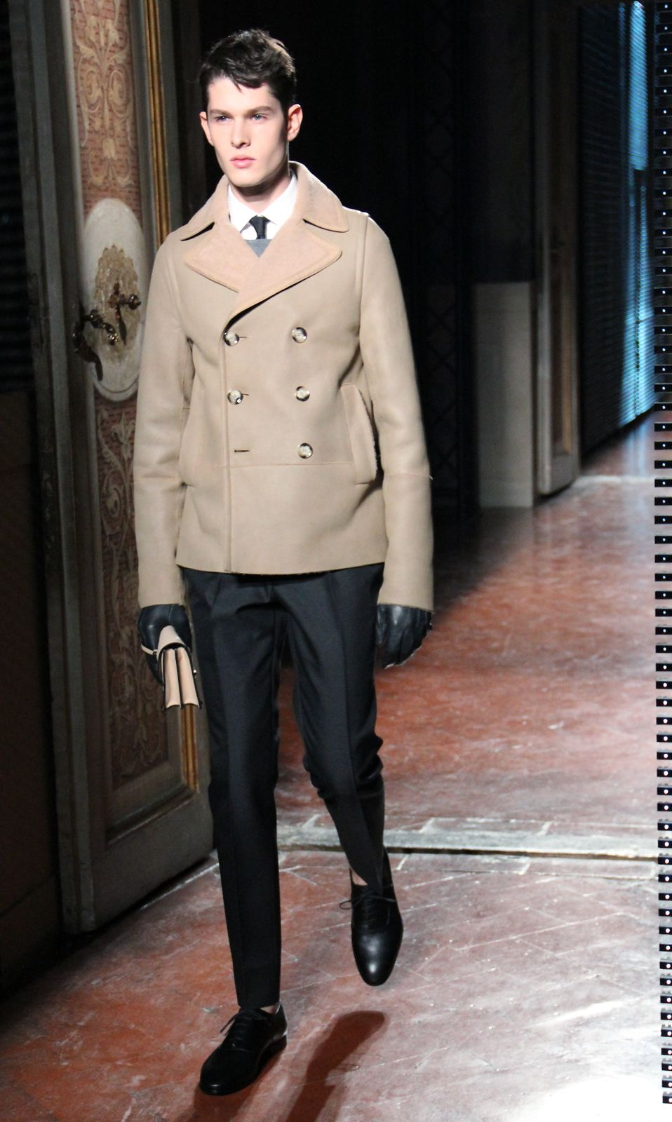 Valentino Men Collection Fall Winter 2012-13