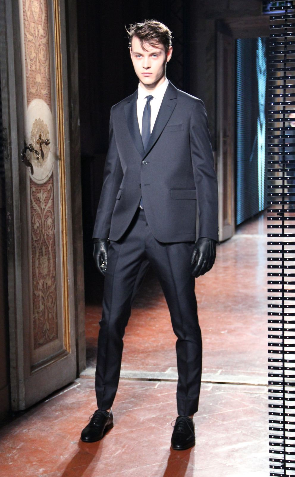 Valentino Men's Collection Fall Winter 2012-13 Pitti Immagine Uomo