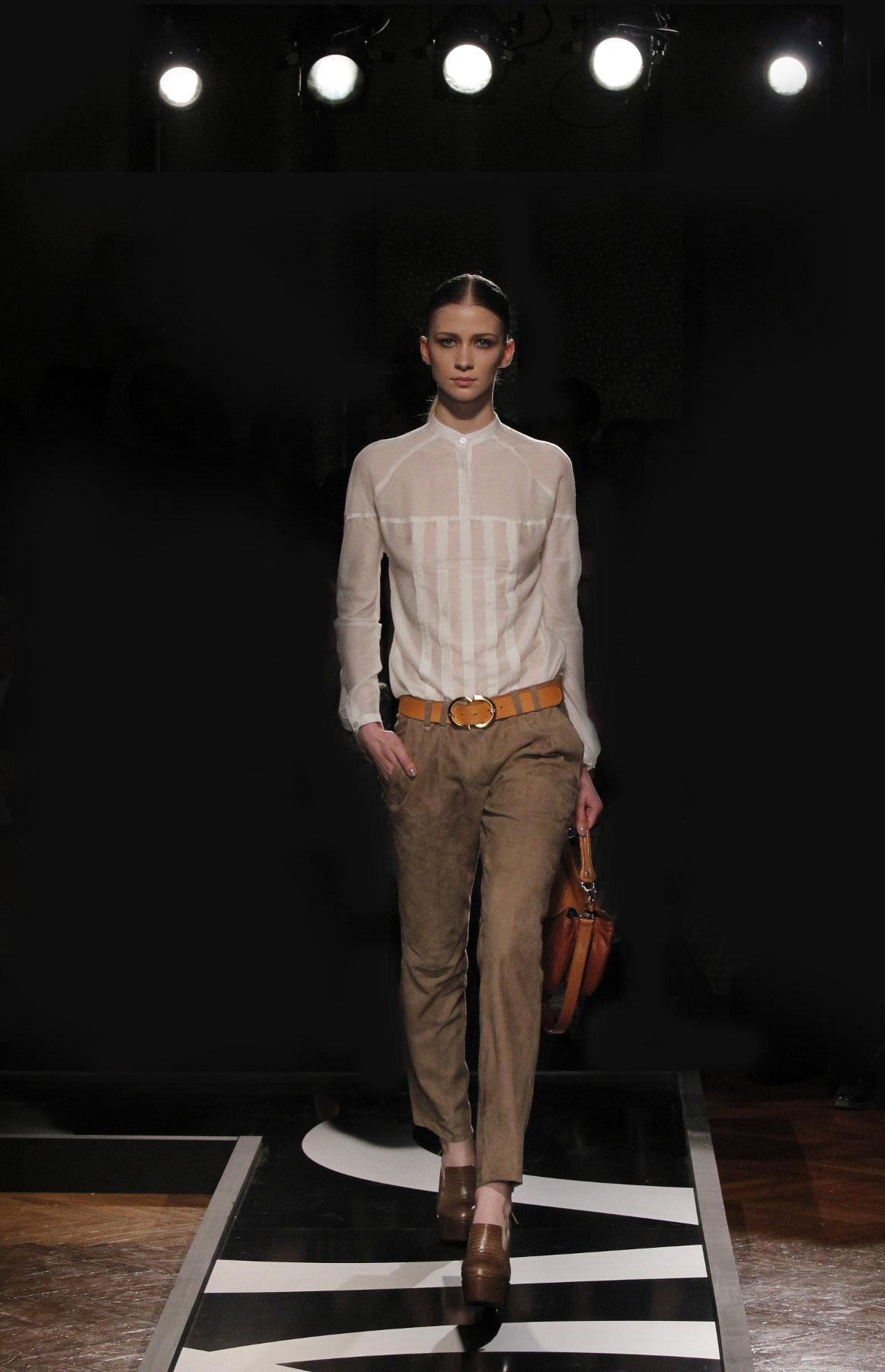 Aigner Fall-Winter 2012-2013 Women Fashion Show