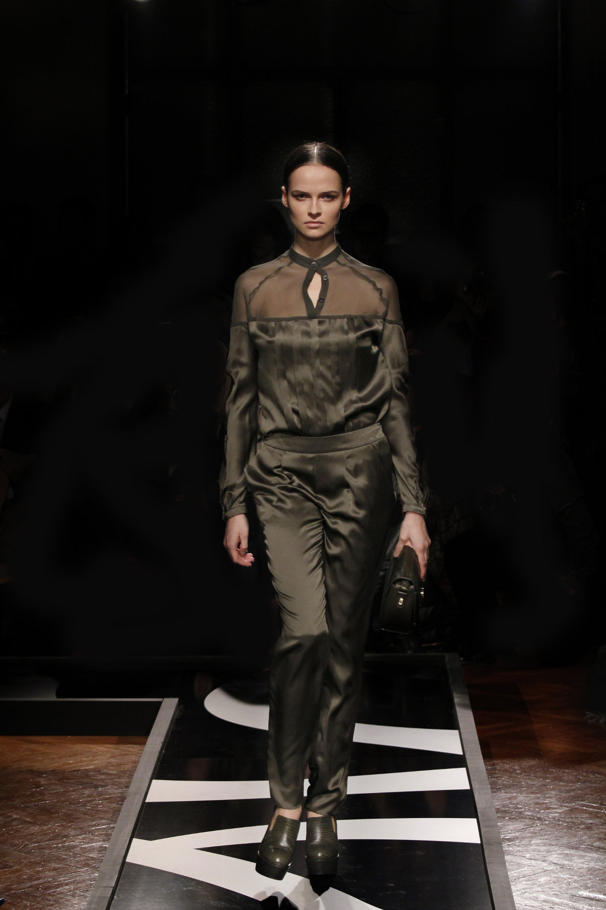 Aigner Fall Winter 2012 Women's Collection