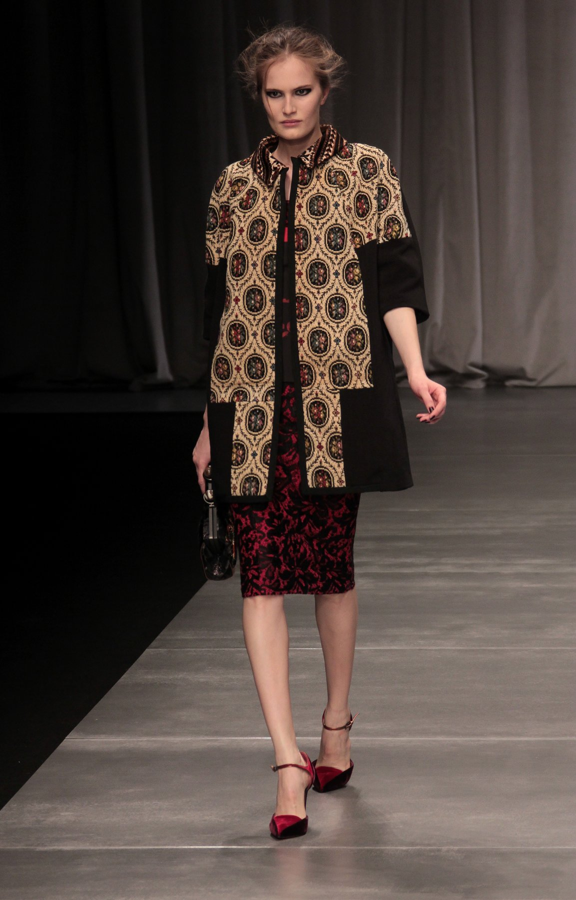 Antonio Marras Fall Winter 2012-13 Catwalk