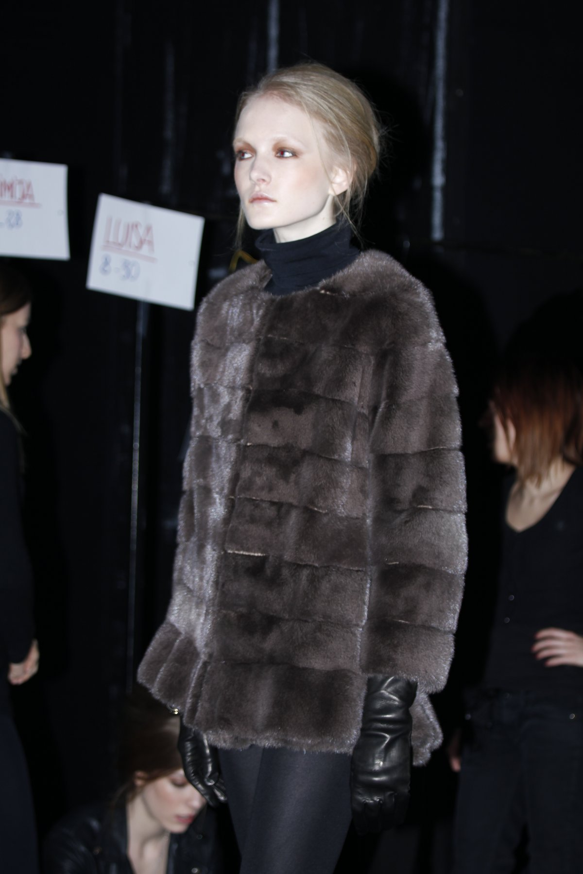 Backstage Simonetta Ravizza Fall-Winter 2012-2013