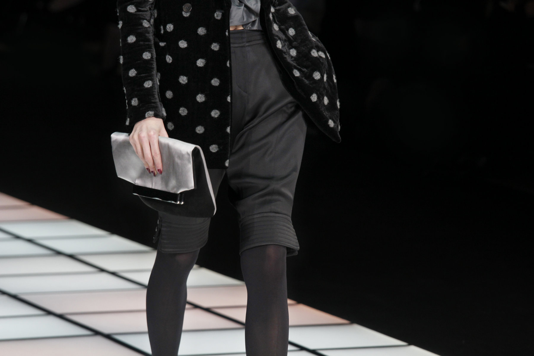 Catwalk Emporio Armani Fall Winter 2012 2013 Women  fw 2012-13