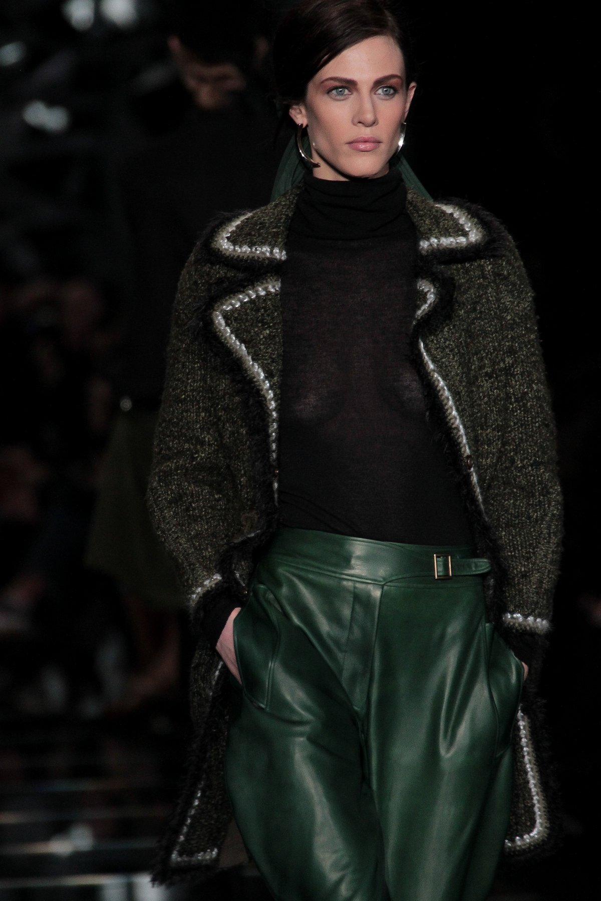 Catwalk Ermanno Scervino Fall-Winter 2012-2013 Women Fashion Show