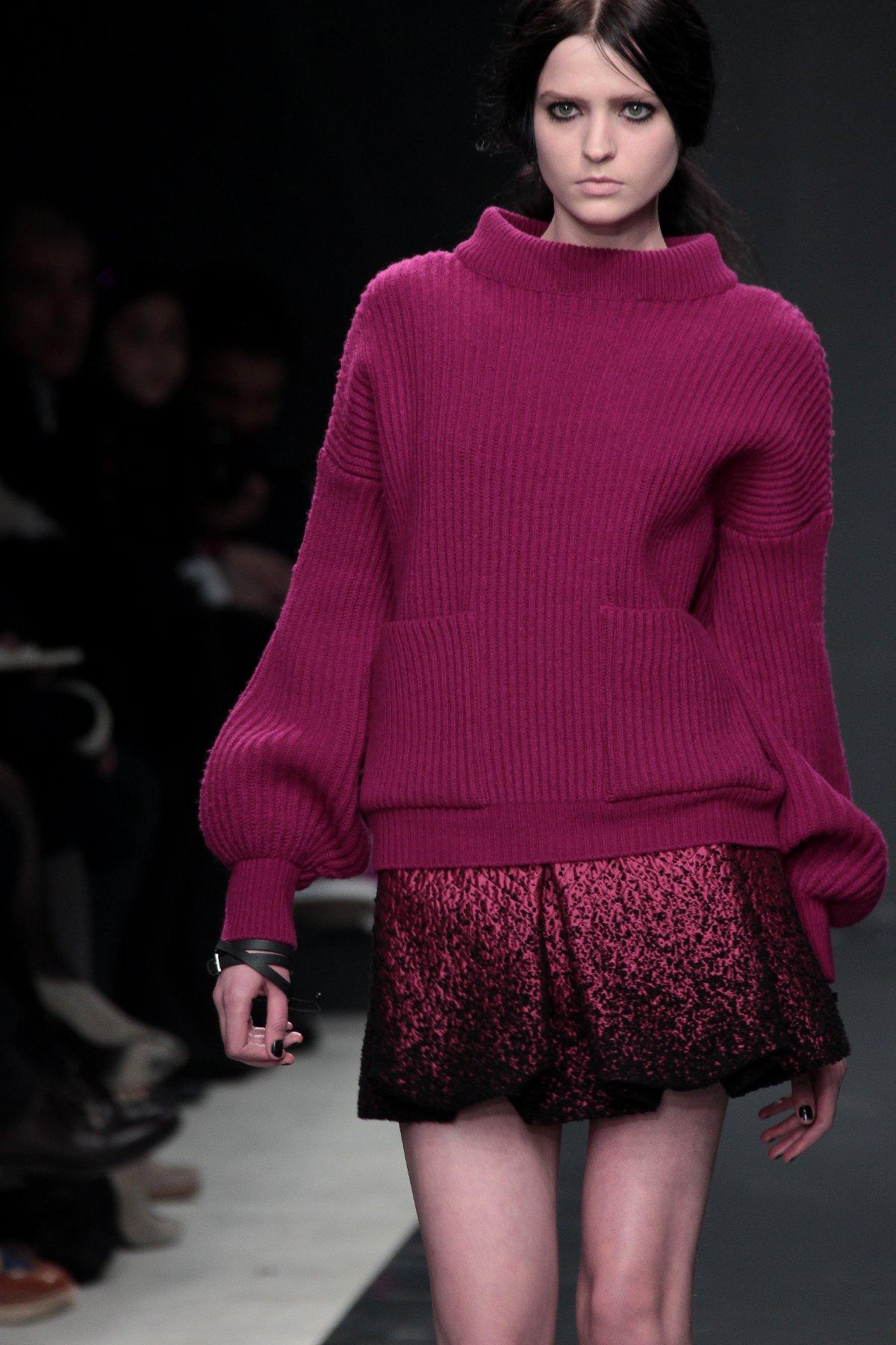Catwalk Jo No Fui Fall-Winter 2012-2013 Women Fashion Show  Catwalk Milano Fashion Week