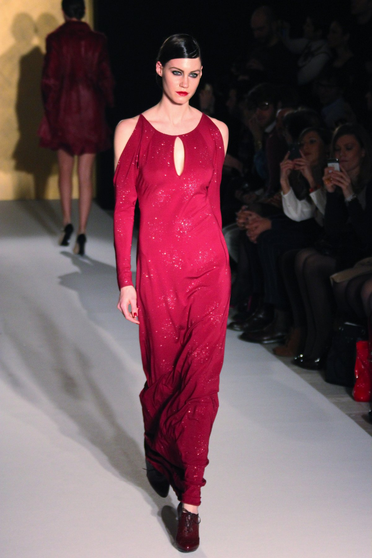 Catwalk Paola Frani Fall-Winter 2012-2013 Women's Collection  Fashion Show