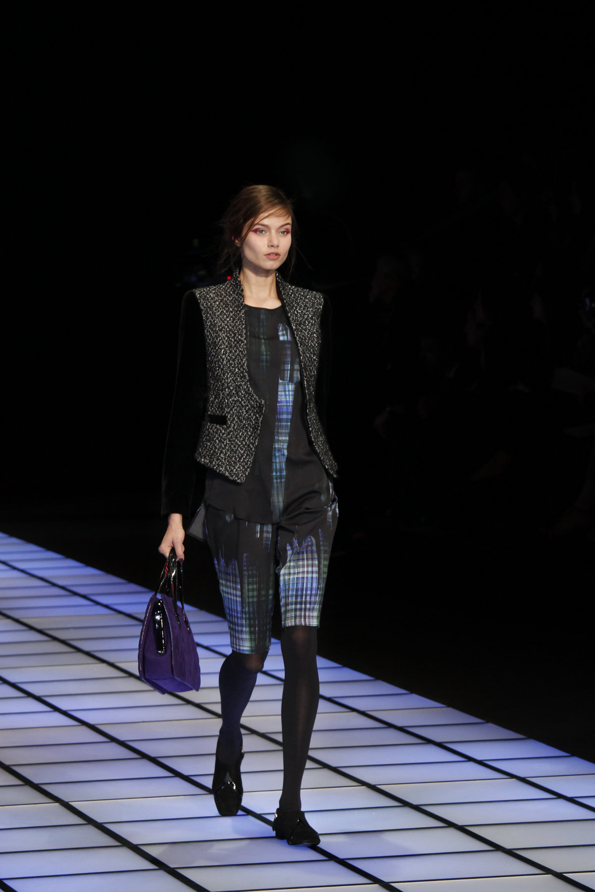 Emporio Armani Fall Winter 2012 Women's Colletion