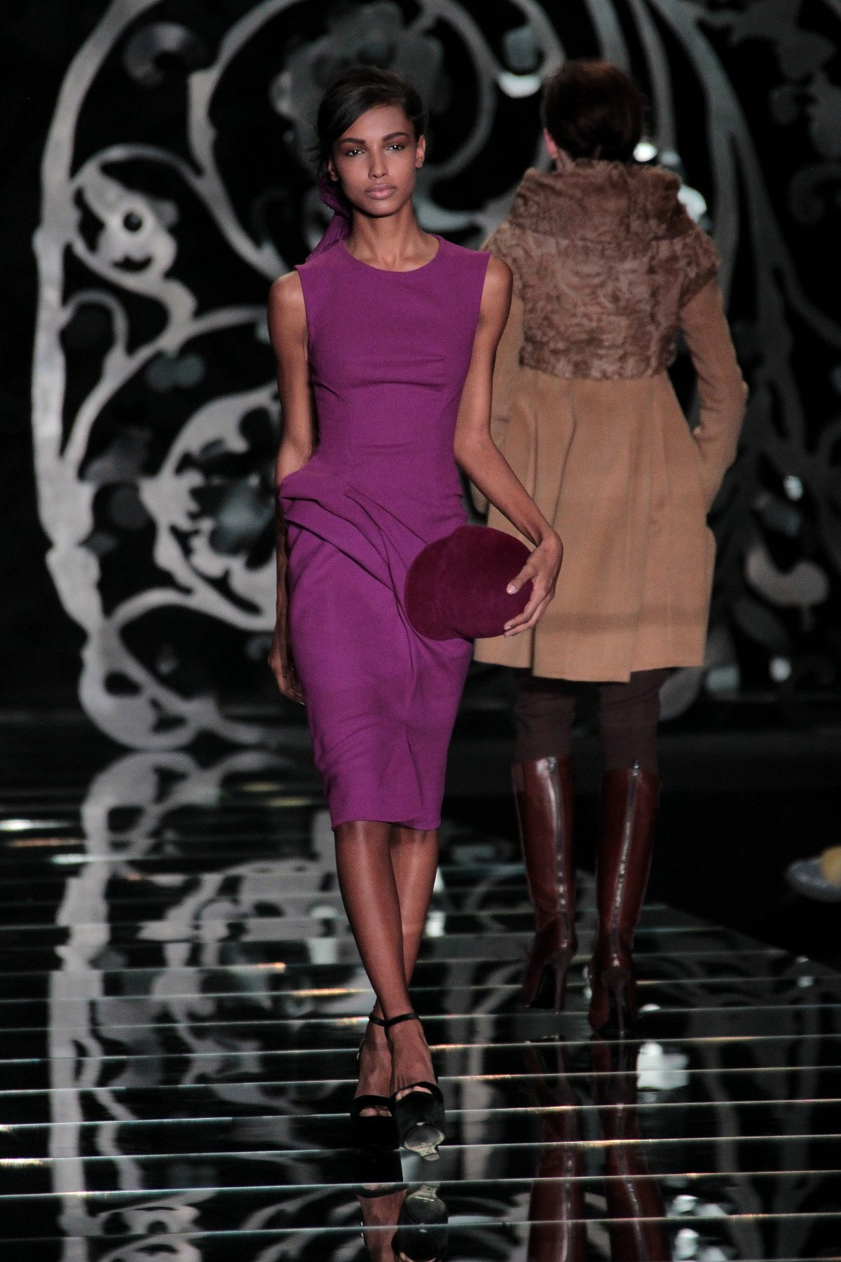 Ermanno Scervino Fall-Winter 2012 Women Fashion Show Catwalk Milano Fashion Week
