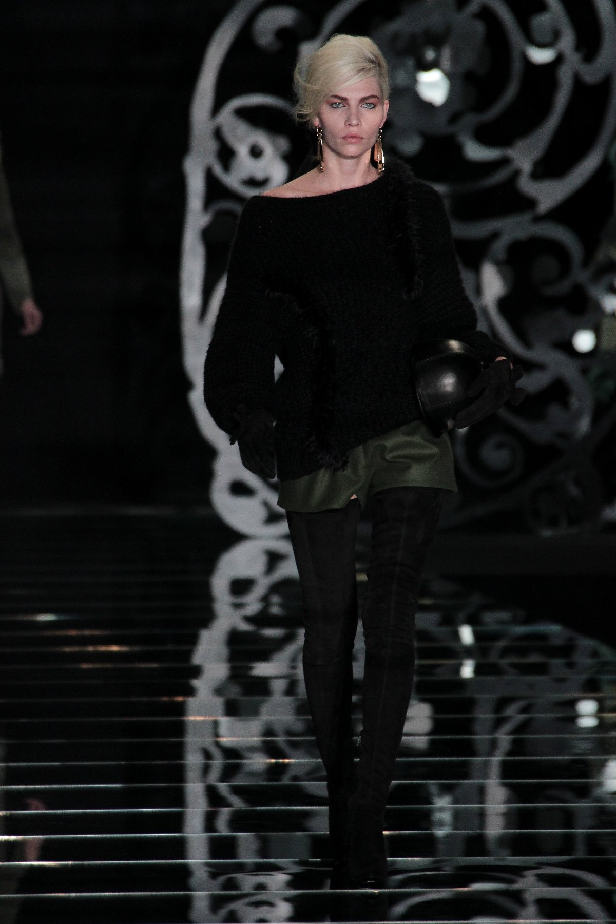 Ermanno Scervino Fall-Winter 2012 Women's Collection