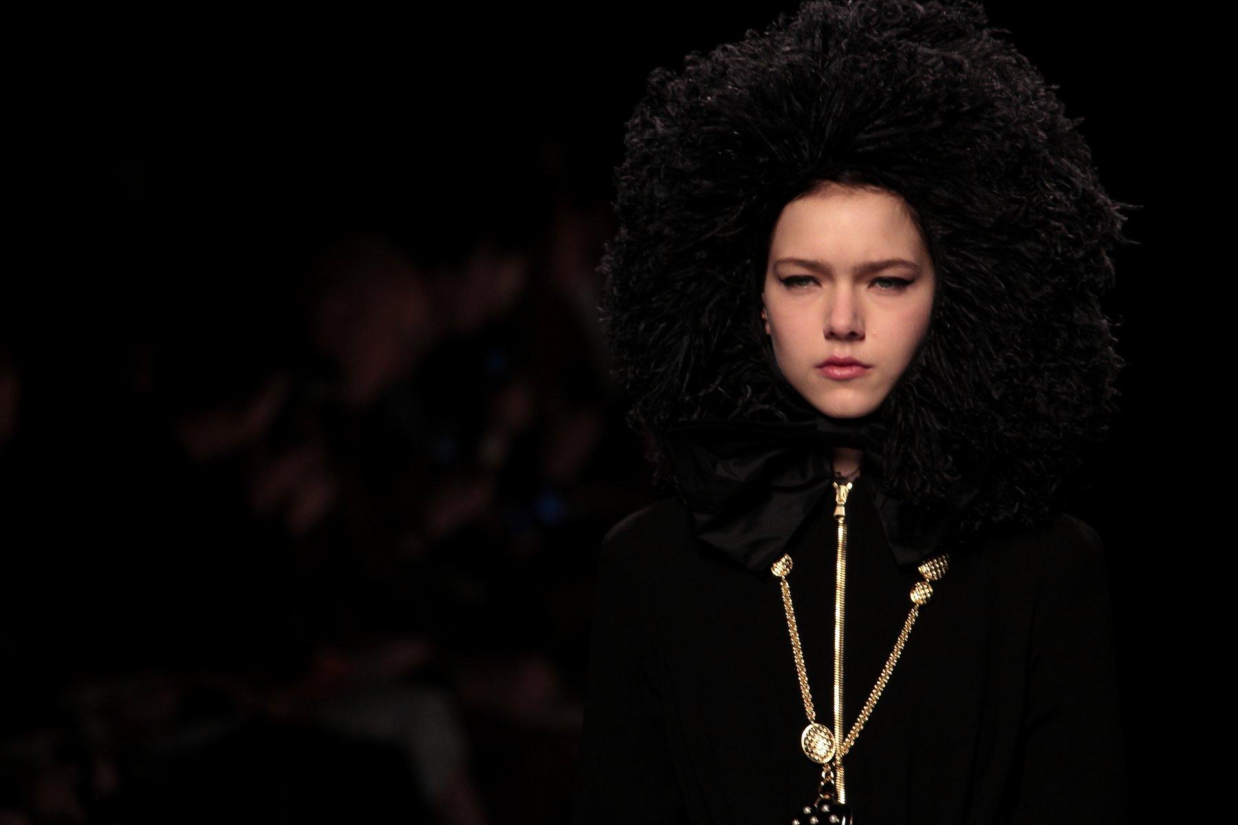 Fashion Winter Trends Moschino
