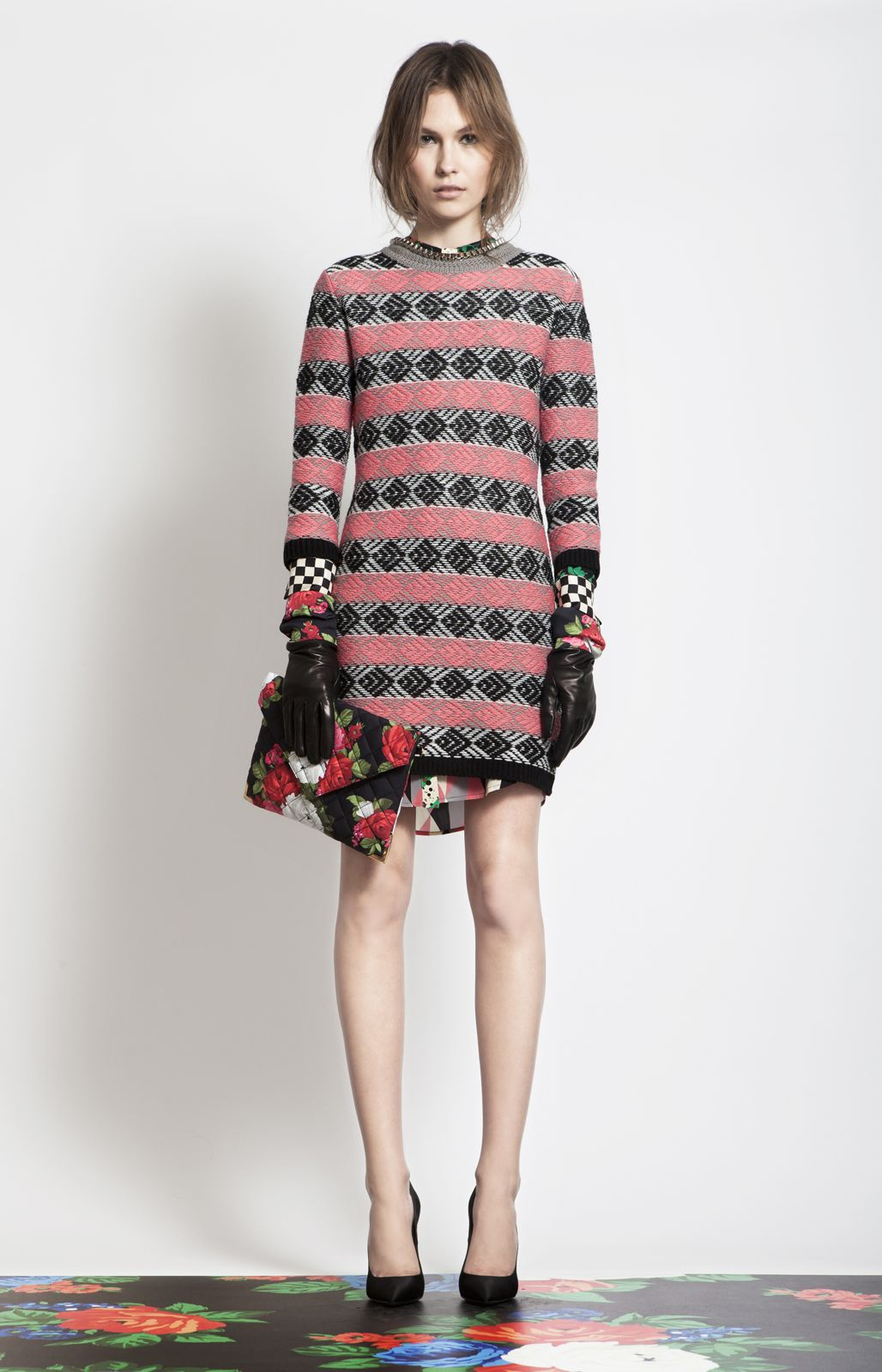 MSGM Pre-Autumn Winter 2012-13 Women's Collection