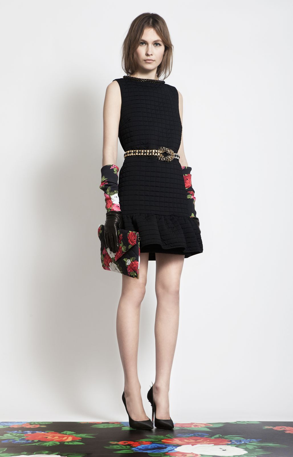 MSGM Pre-Autumn Winter 2012-2013 Women's Collection