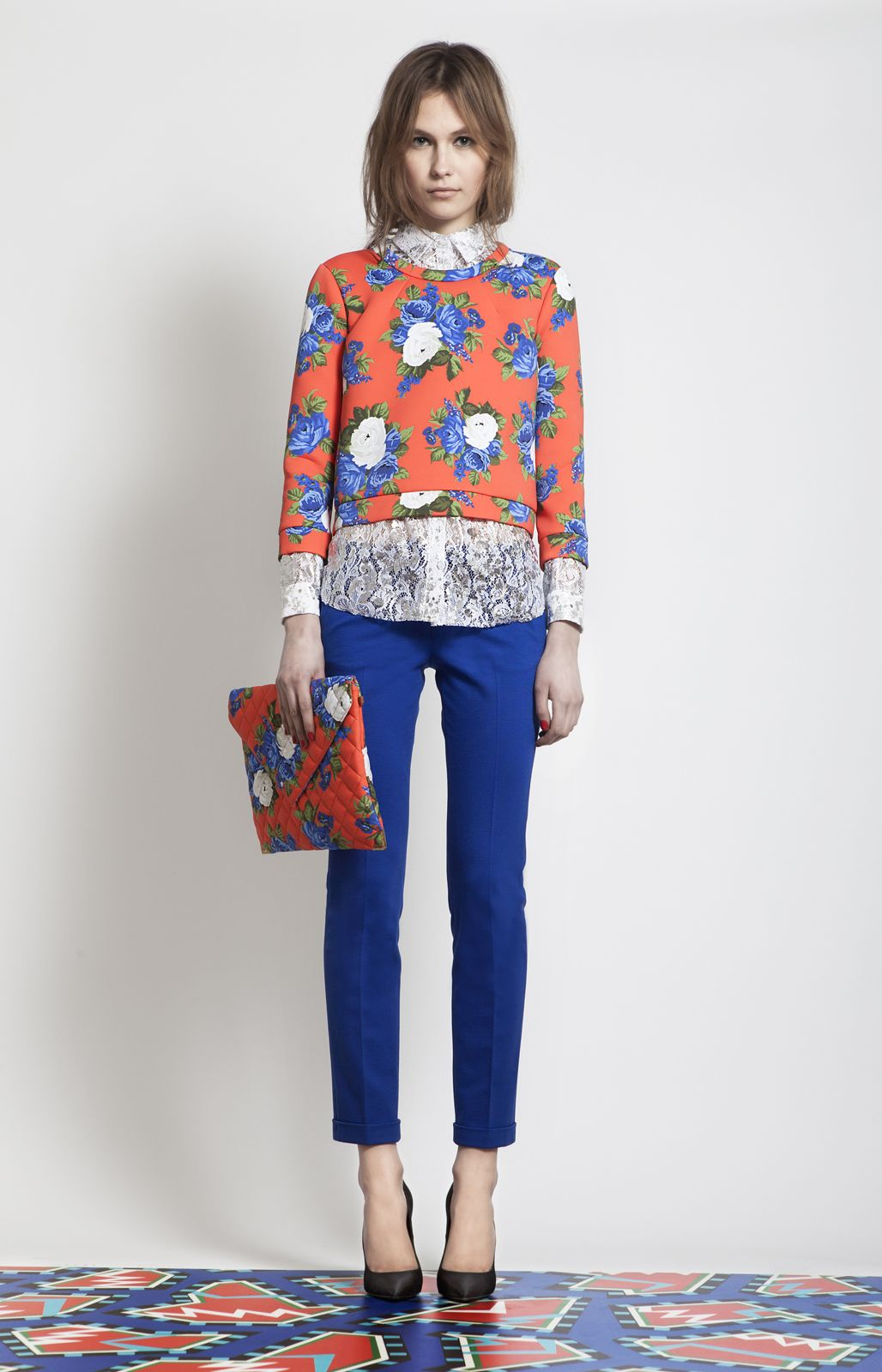 MSGM Pre-Fall Winter 2012-13 Women's Collection