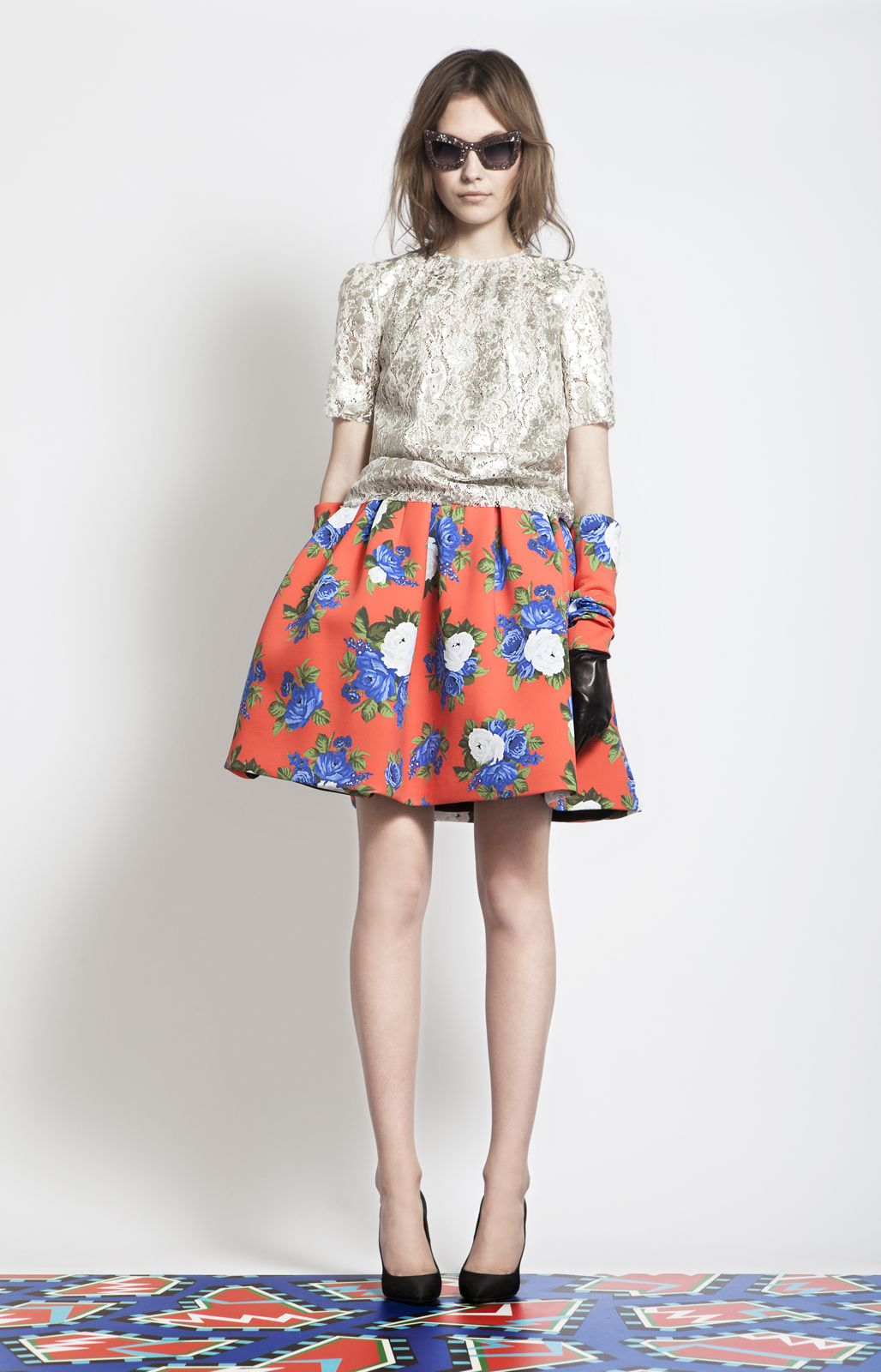 MSGM Pre-Fall Winter 2012-2013 Women's Collection