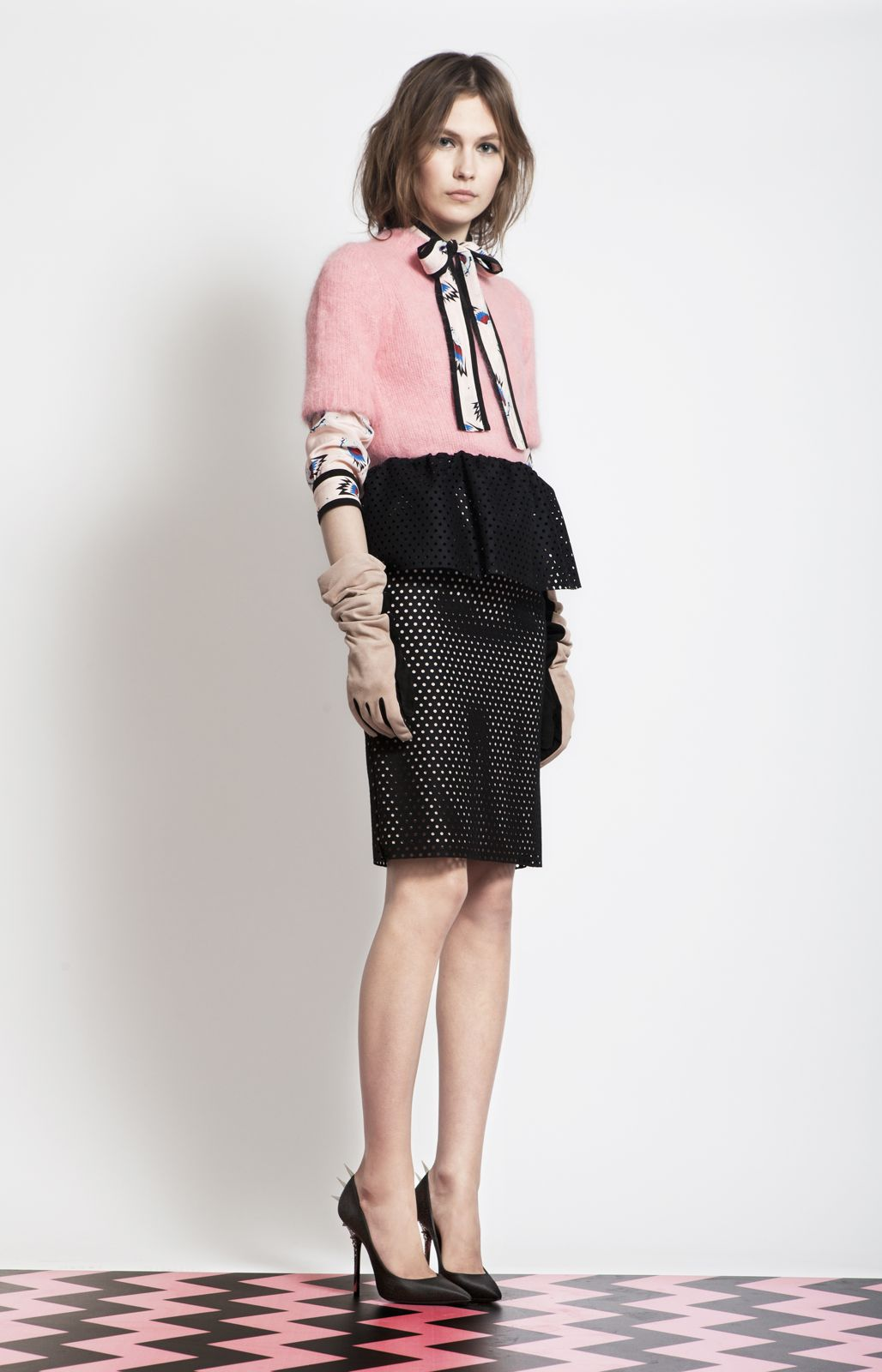 MSGM Woman Pre-Fall Winter 2012-13 Collection