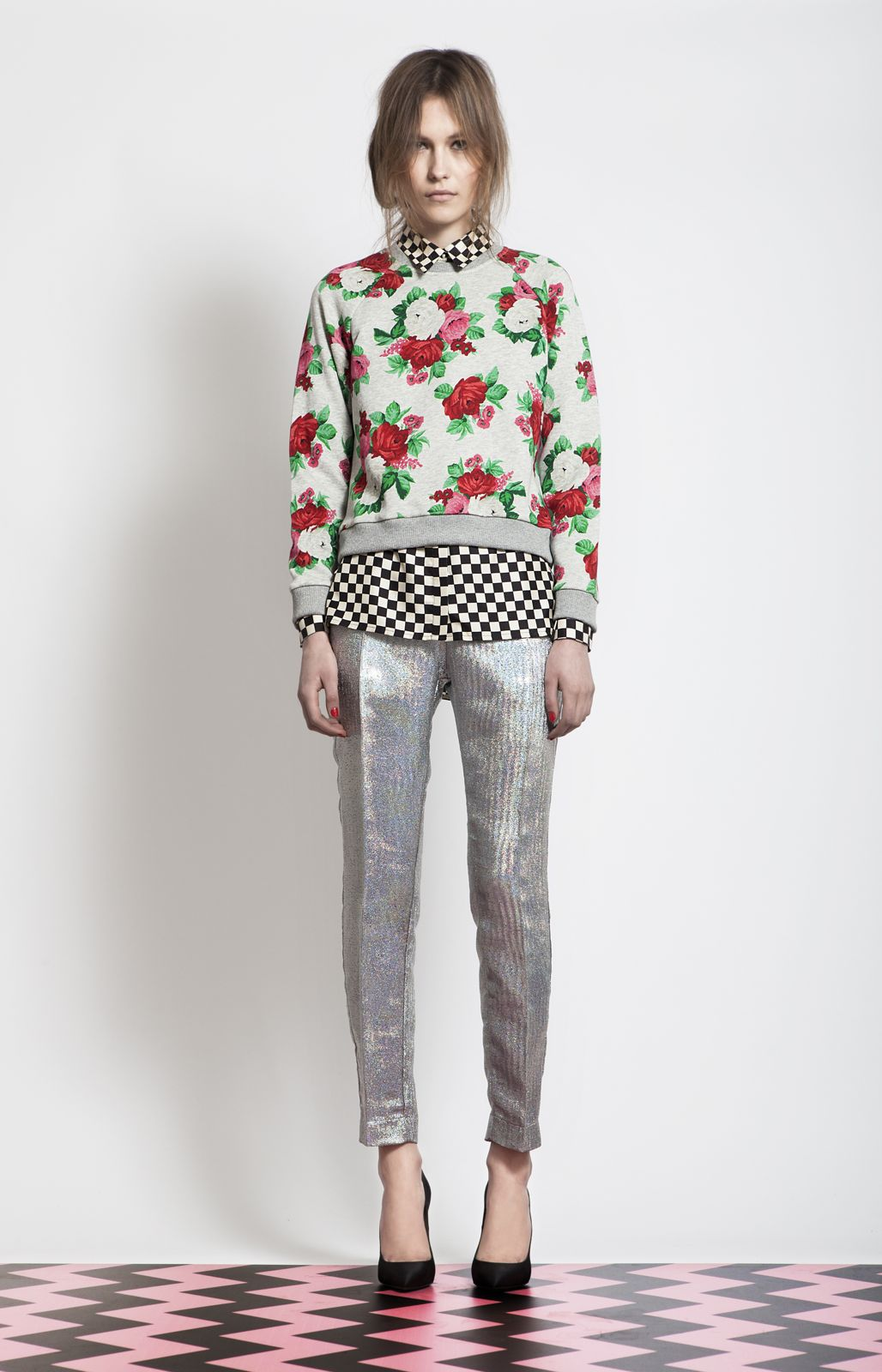 MSGM Woman Pre-Fall Winter 2012-2013 Collection