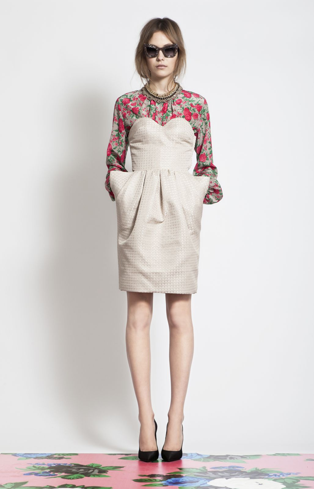 MSGM Women's Pre-Fall 2012-13 Collection