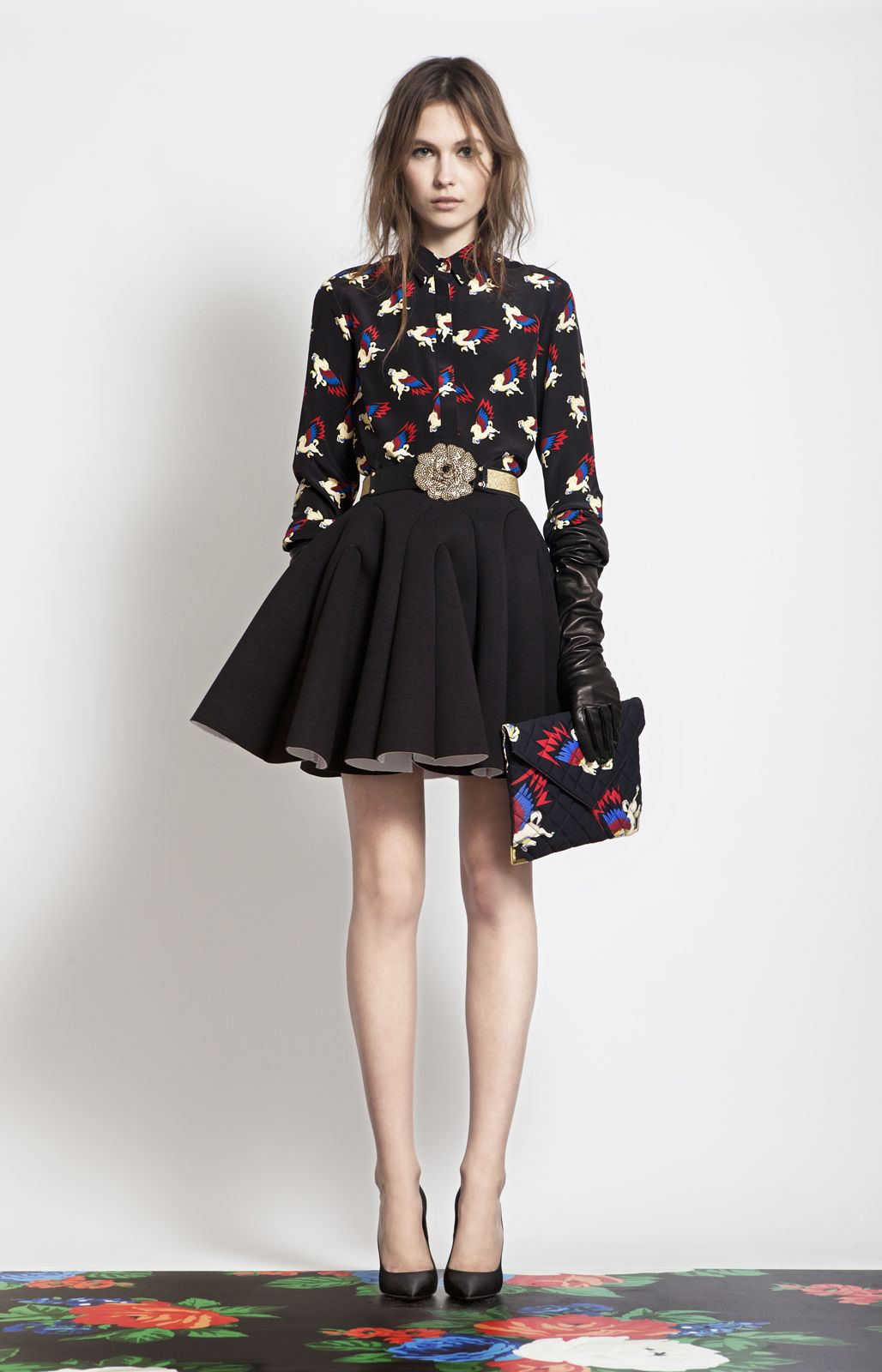 MSGM Women's Pre-Fall 2012-2013 Collection