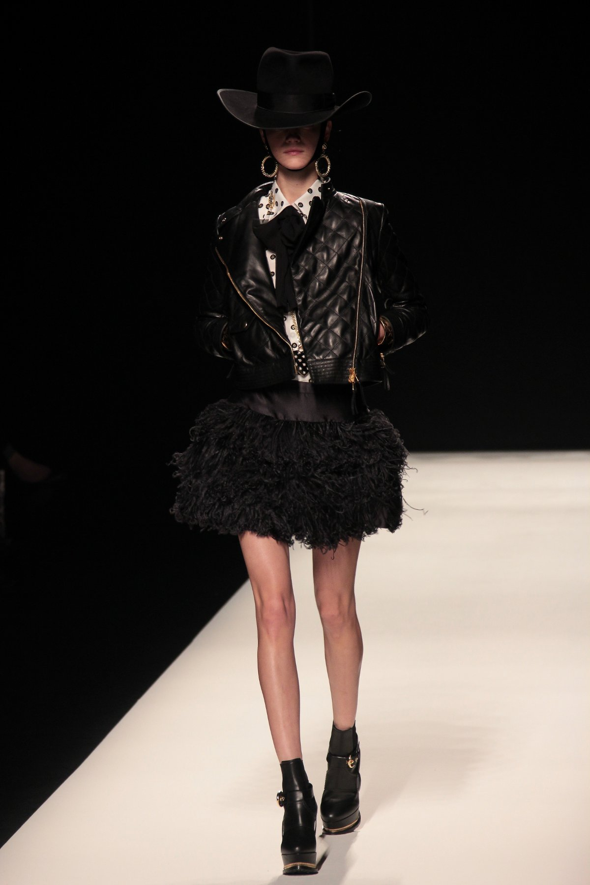 Moschino Fall-Winter 2012 Women's Collection