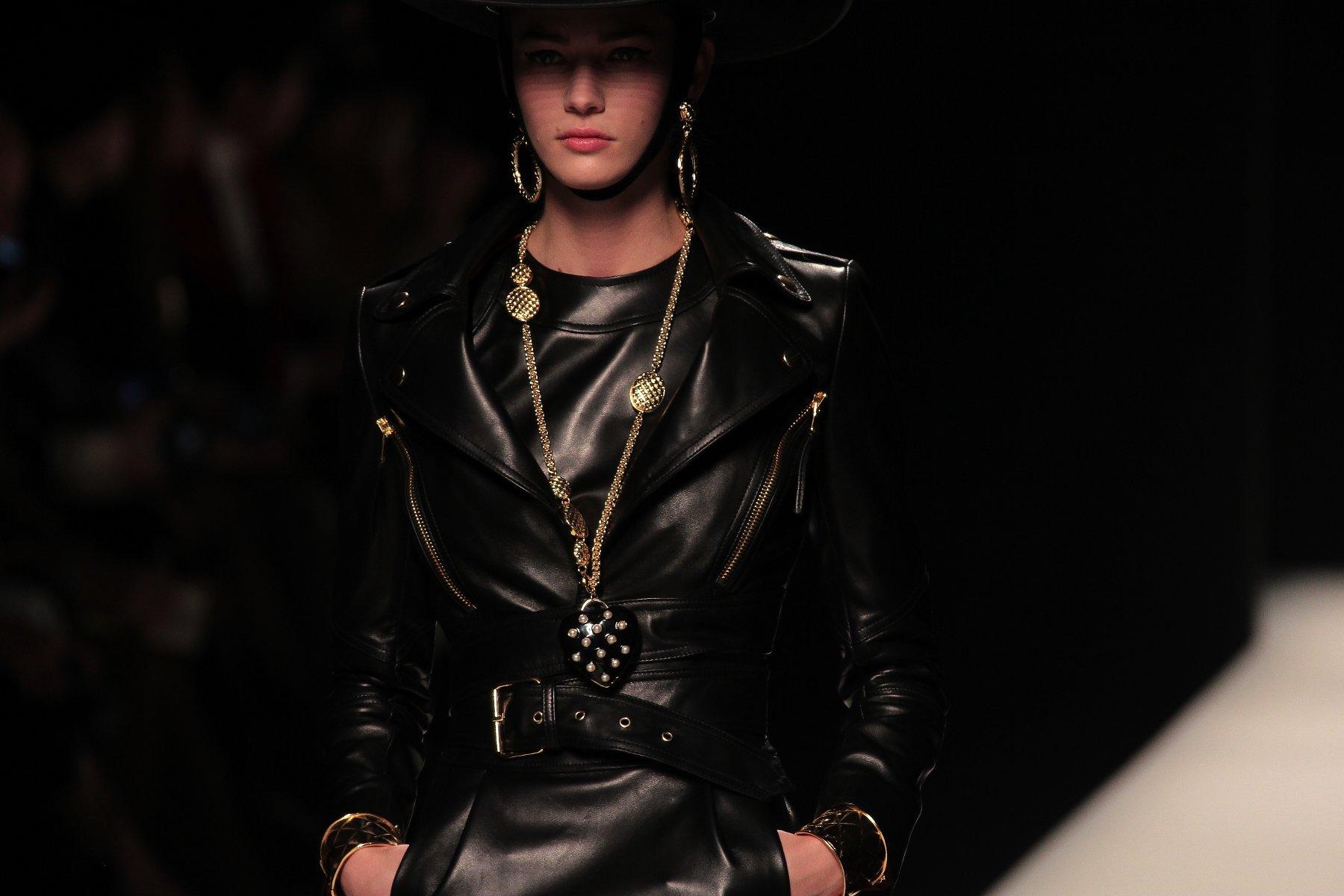Moschino fw 2013 Woman