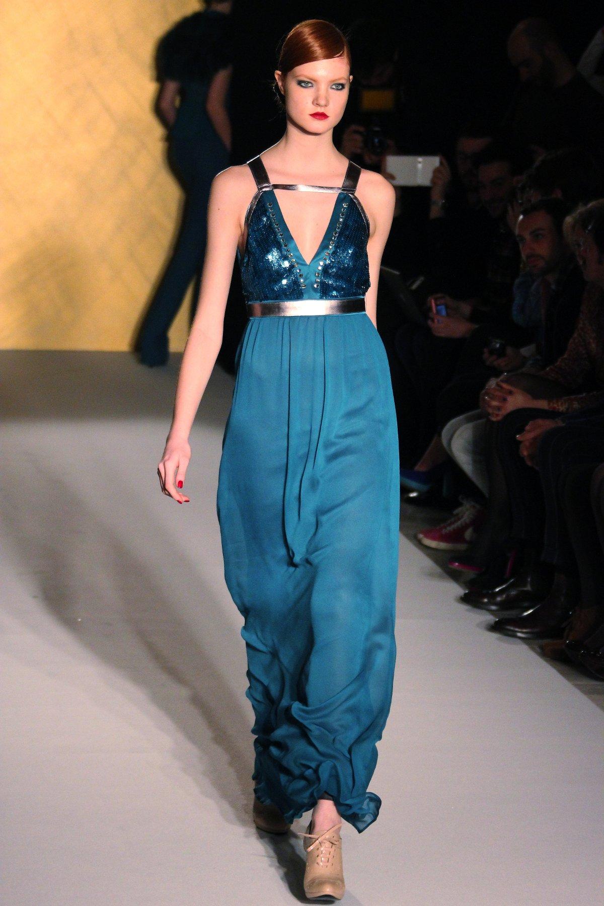 Paola Frani Catwalk 2012