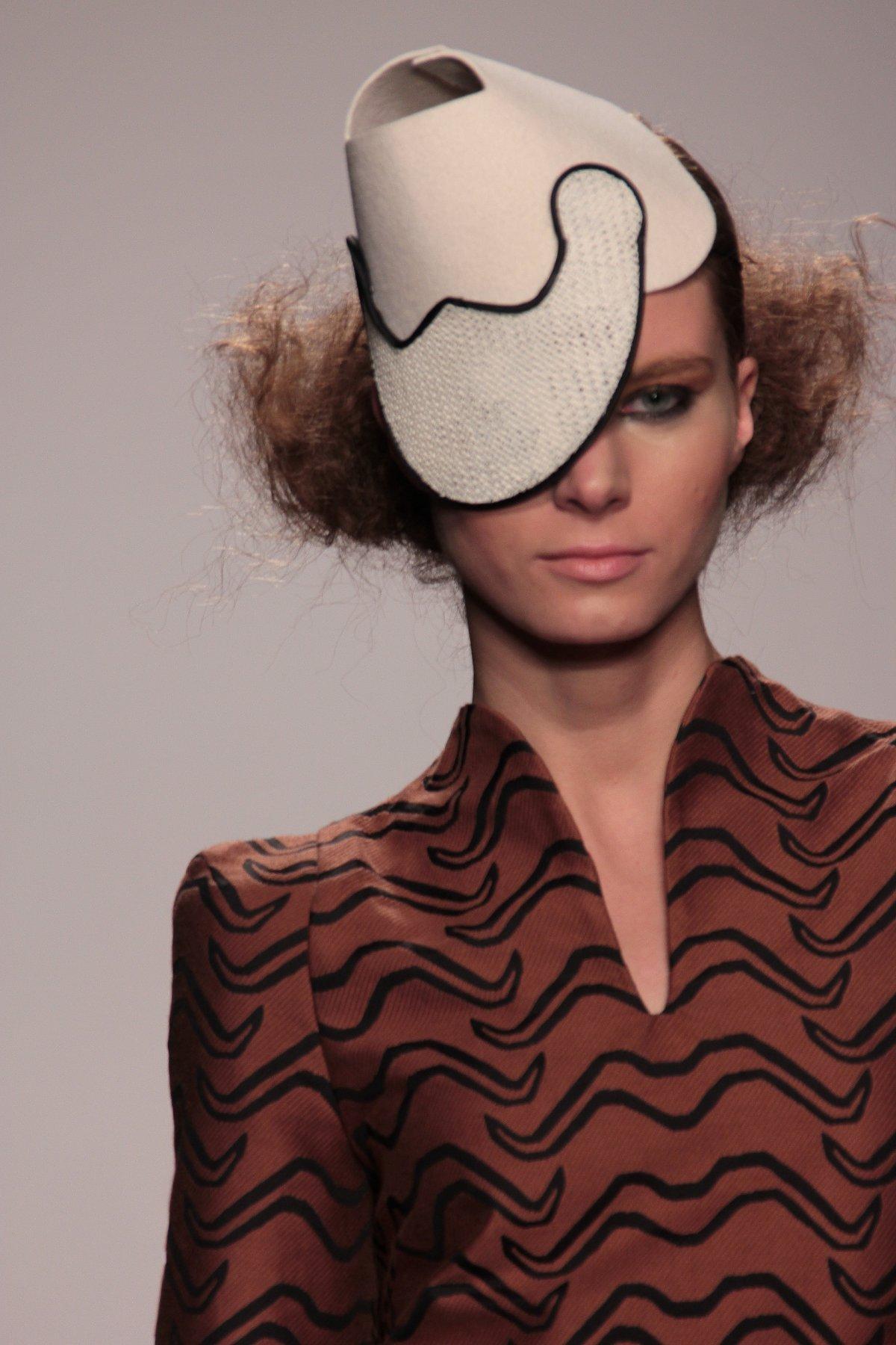 Sergio Zambon Fall-Winter 2012-2013 Women Fashion Show