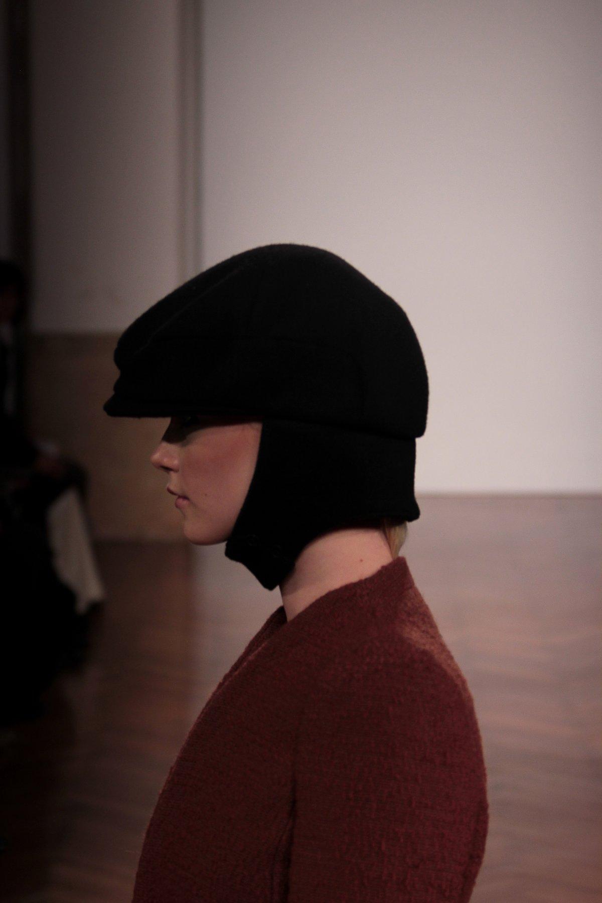 Sergio Zambon Fall-Winter 2012 Women Fashion Show Catwalk Milano Fashion Week