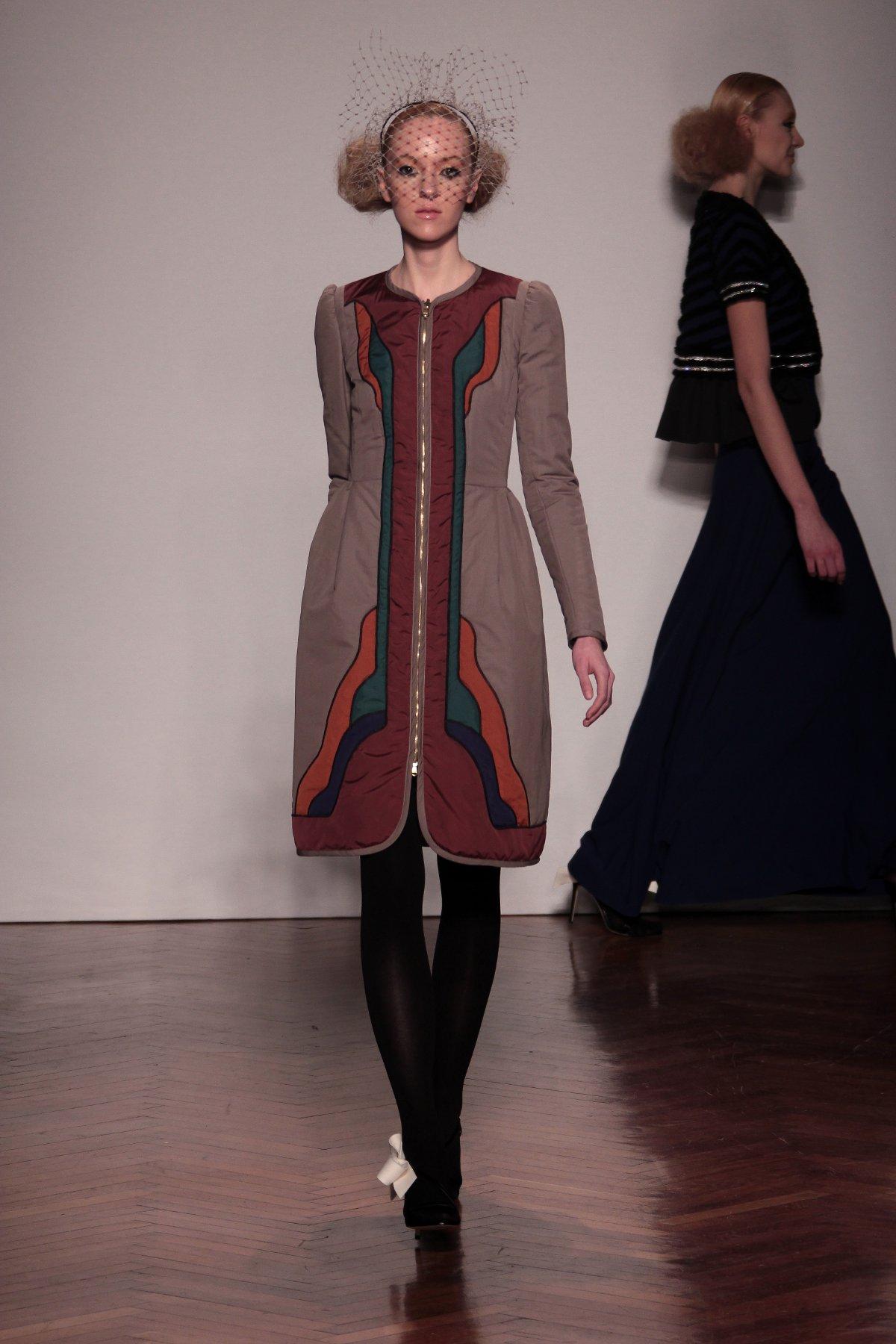 Sergio Zambon Fall-Winter 2012 Women's Collection