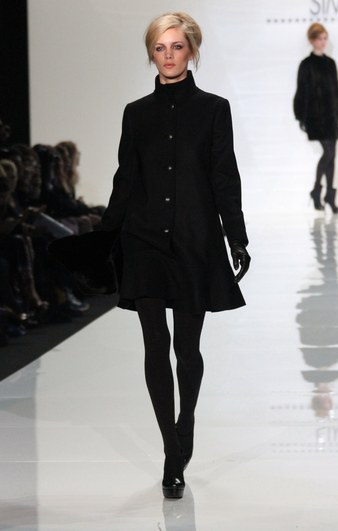 Simonetta Ravizza Catwalk 2012 - Milano Fashion Week