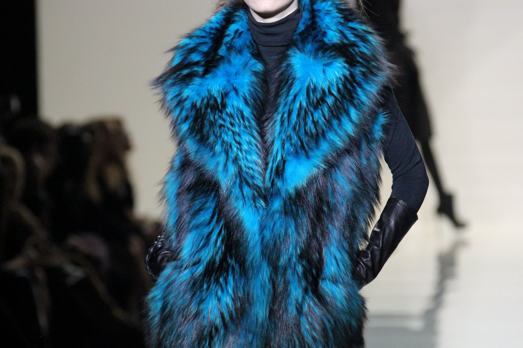Simonetta Ravizza Fall-Winter 2012-2013 Women Fashion Show Catwalk Milano Fashion Week