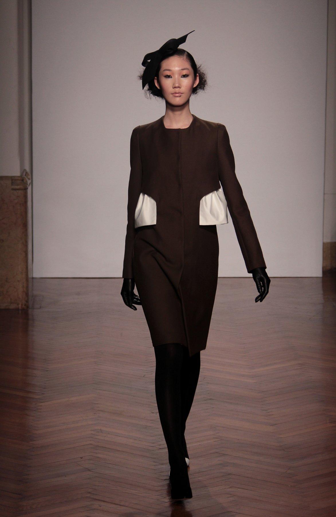 Woman Fashion Catwalk Sergio Zambon