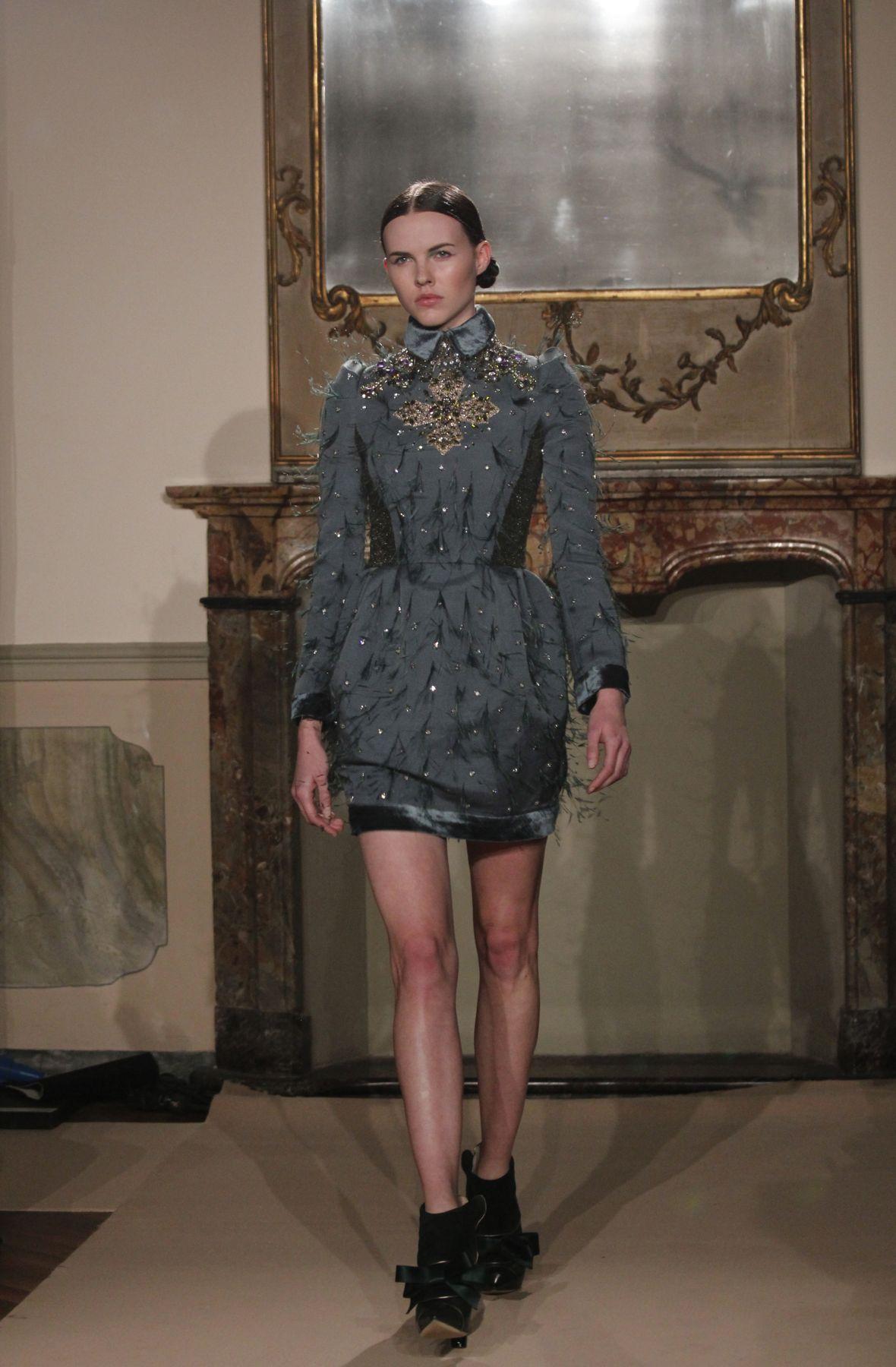 Aquilano Rimondi Fall-Winter 2012 Women's collection