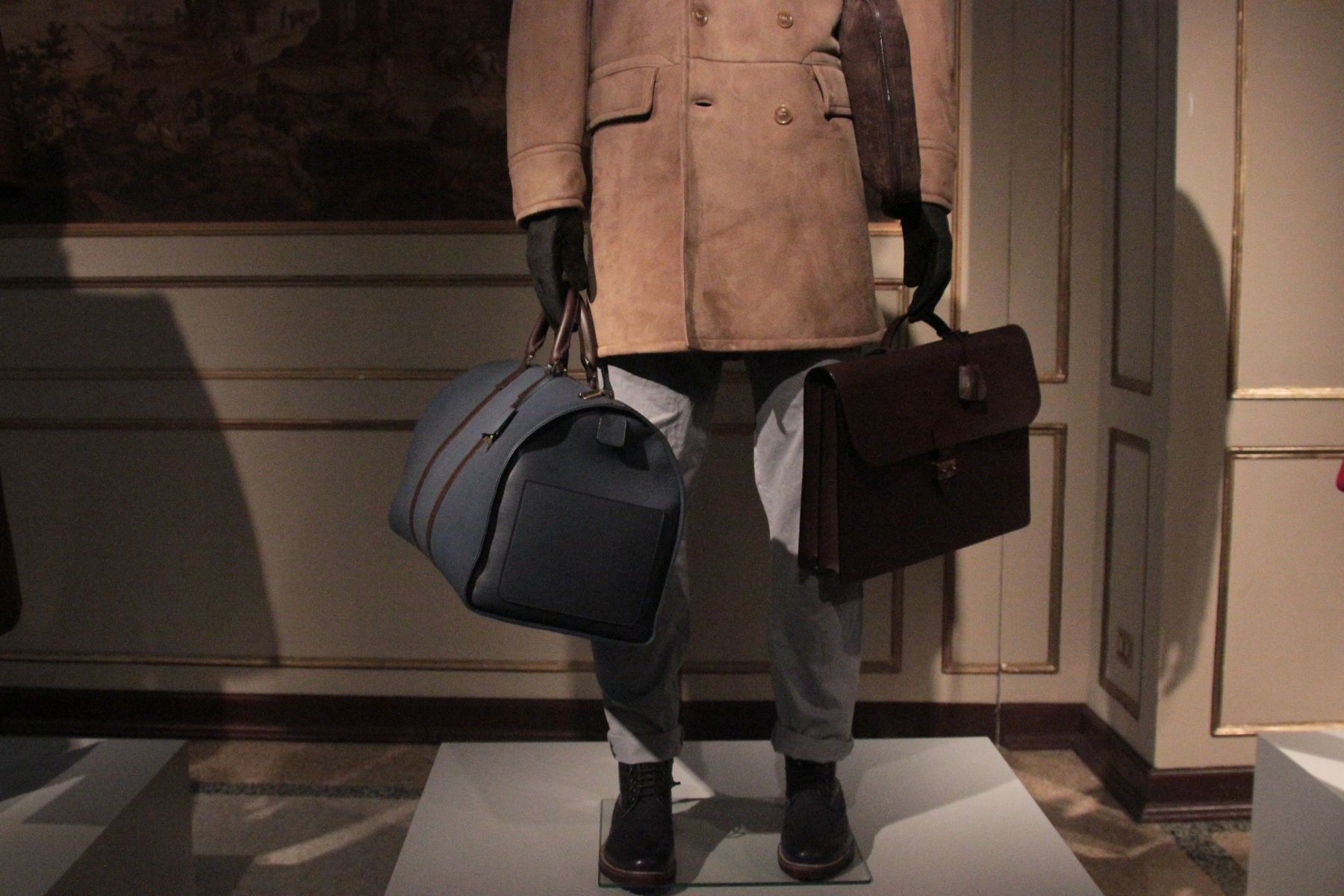 Bruno Magli FW 2012-13 Men's Collection