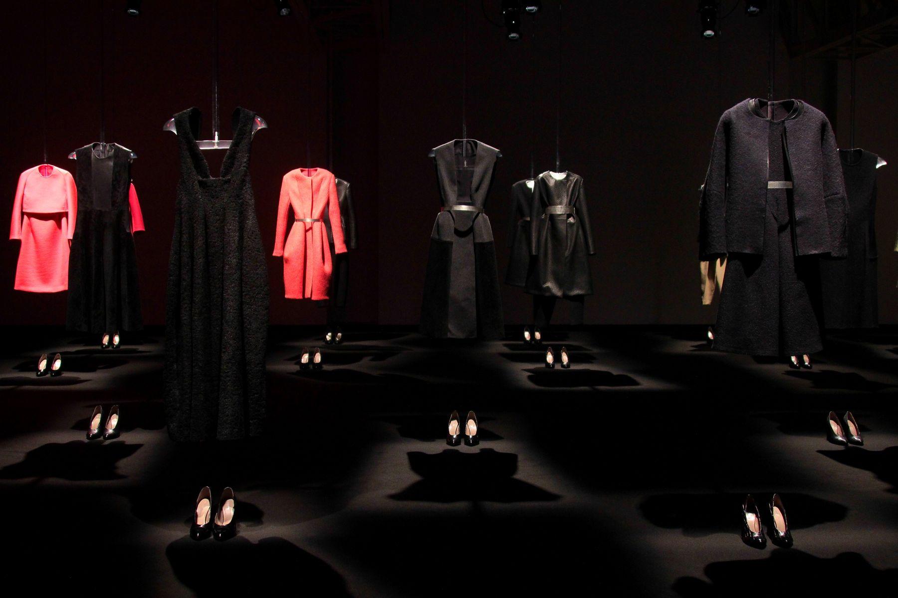 Calvin Klein Collection Women's Fall 2012