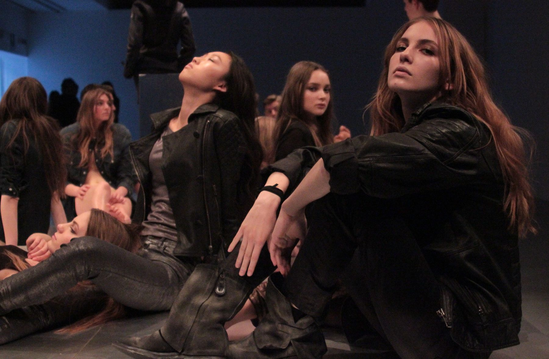 Calvin Klein Jeans Women's Fall 2012