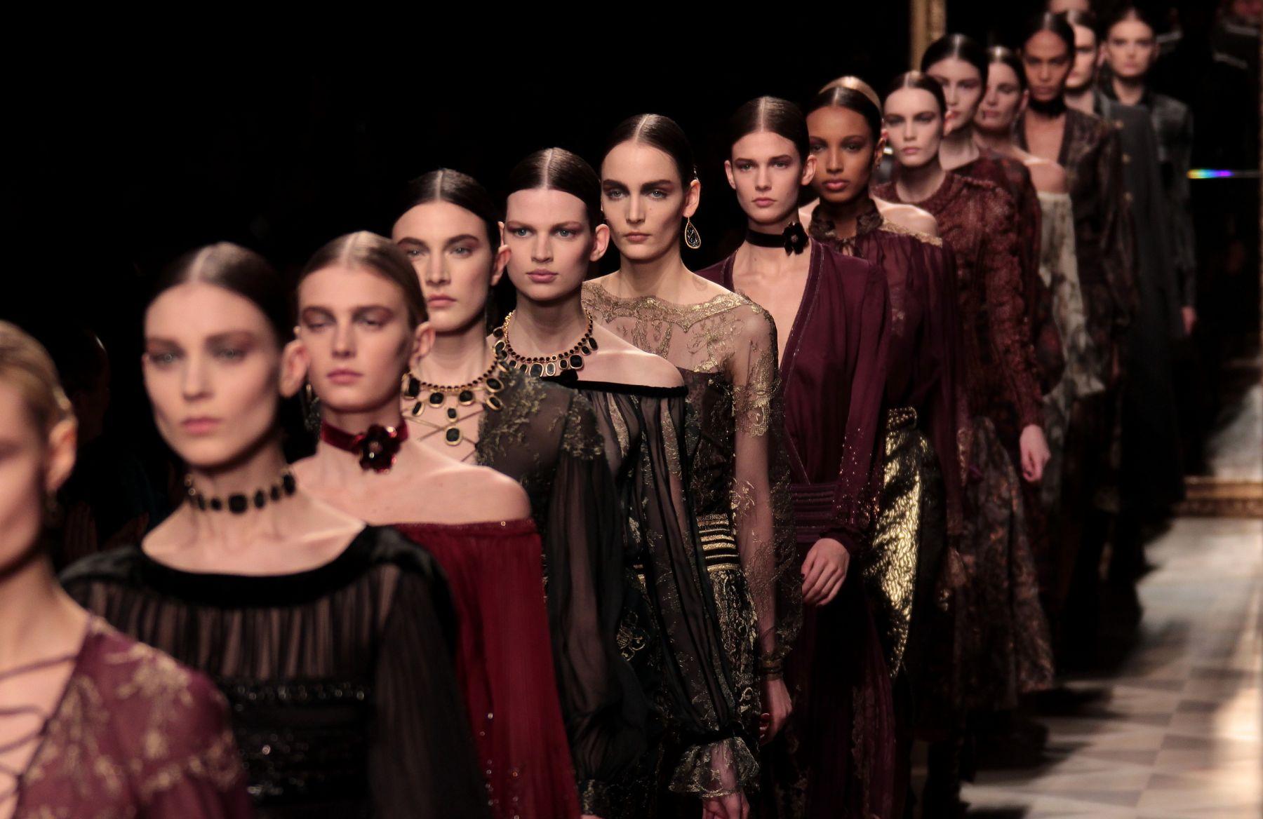 Catwalk Finale Fashion Show