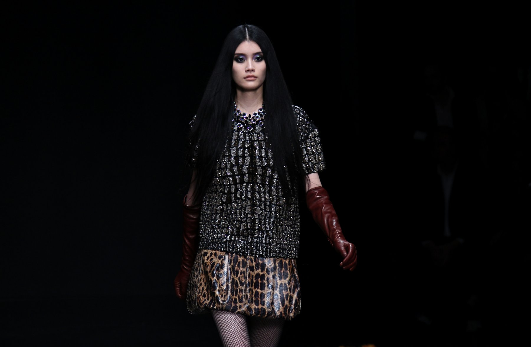 Cavalli Fashion Show 2012-13