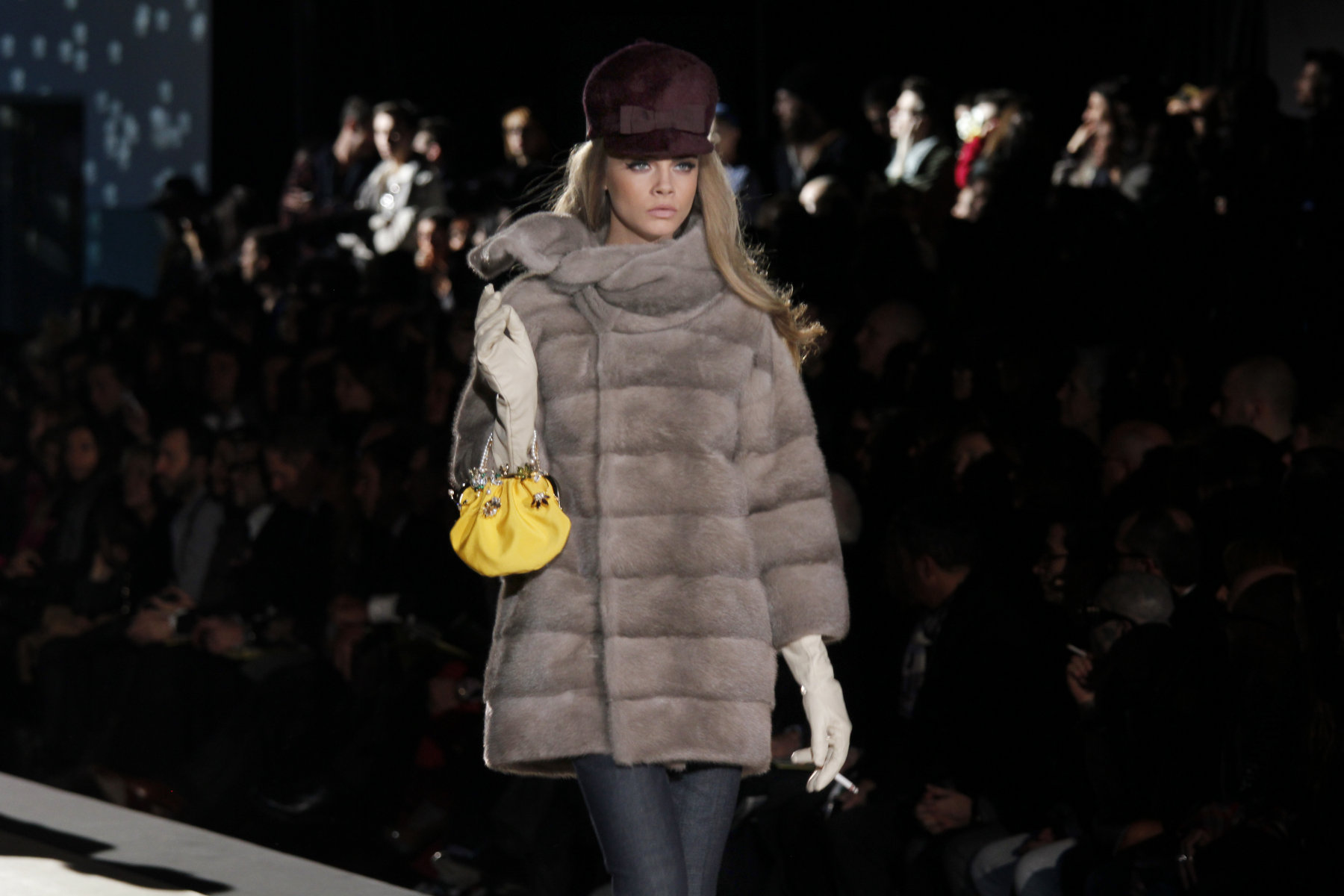 Dsquared Fall Winter 2012-13 Women's Collection