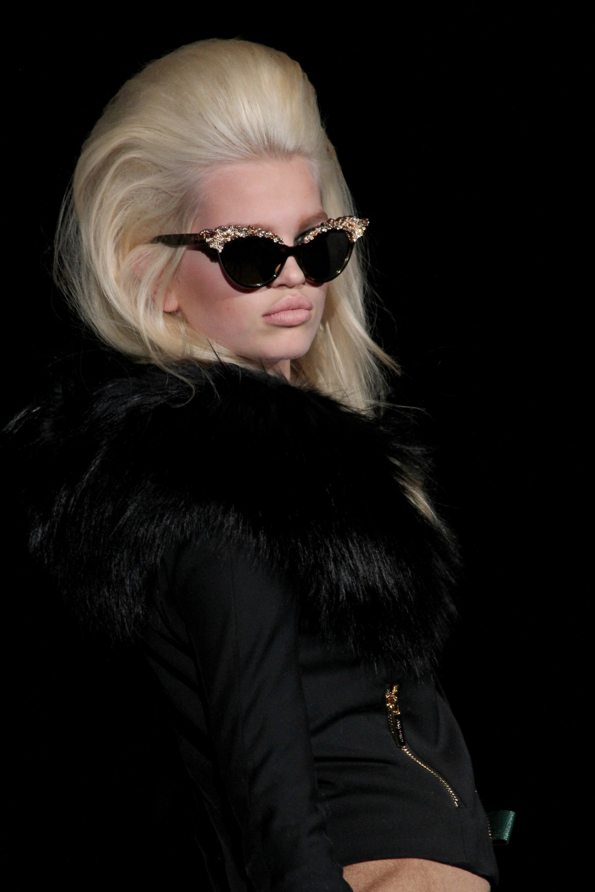 Dsquared2 Fashion Model FW 2012-13