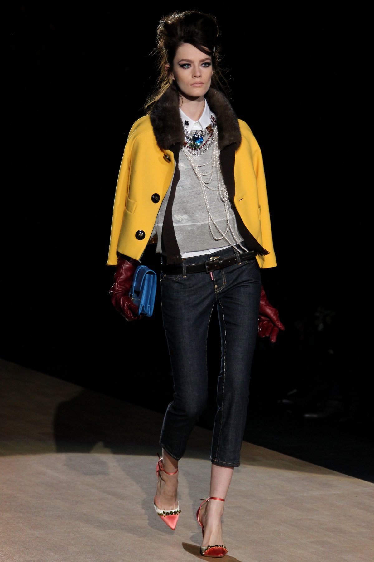 Dsquared2 Fall Winter 2012-13 Women's Collection