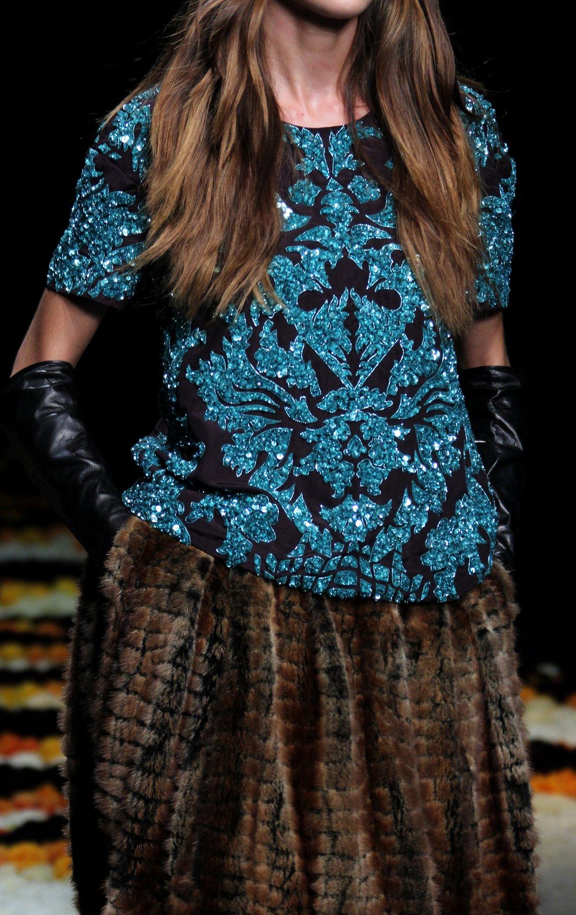 Fashion Trends Fall 2012