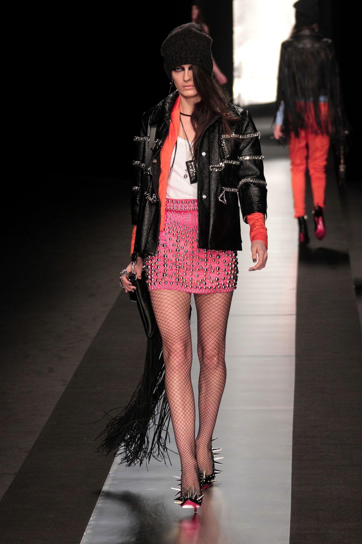 Frankie Morello Fall-Winter 2012-2013 Women Fashion Show