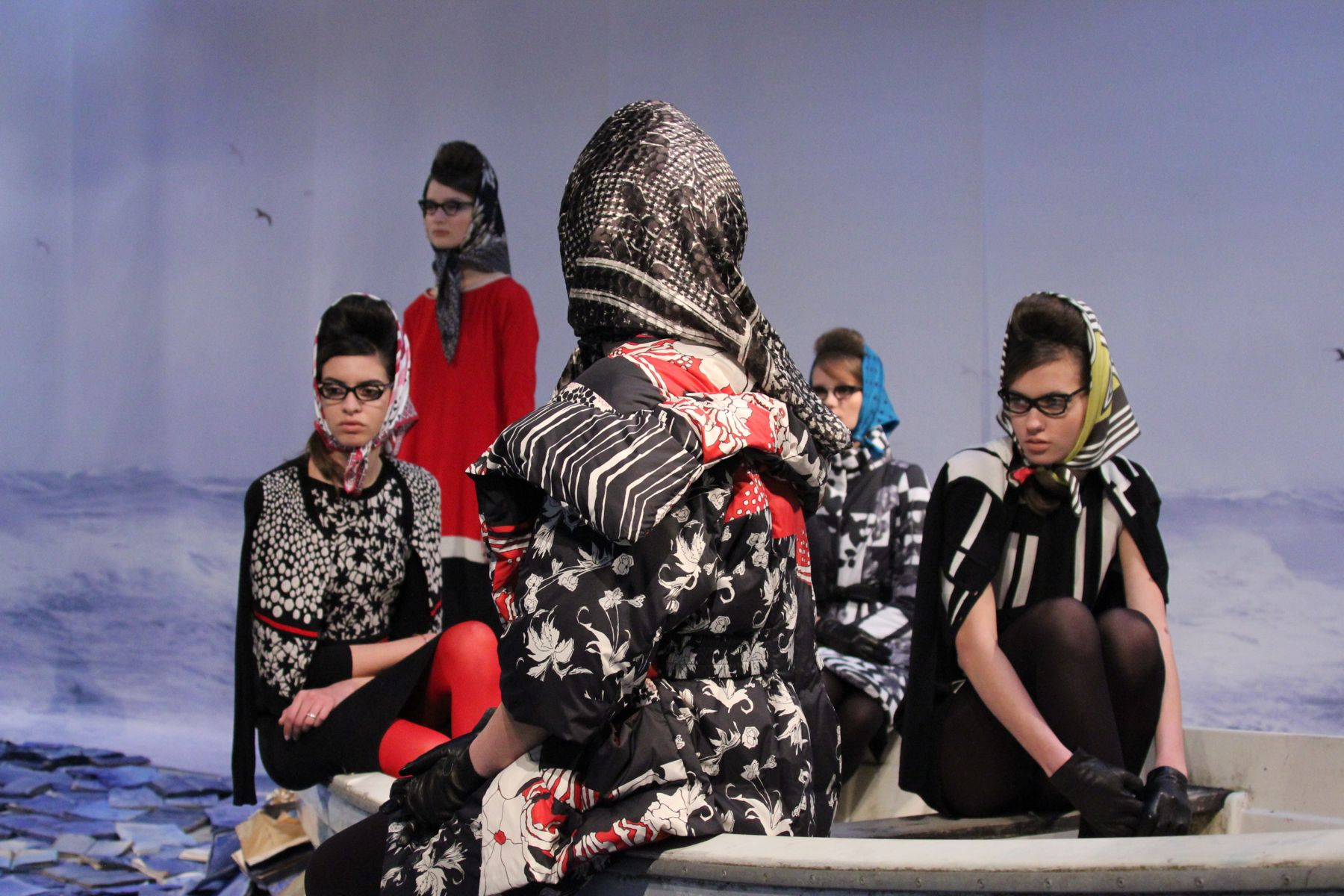 I'M Isola Marras FW 2012-2013 Collection