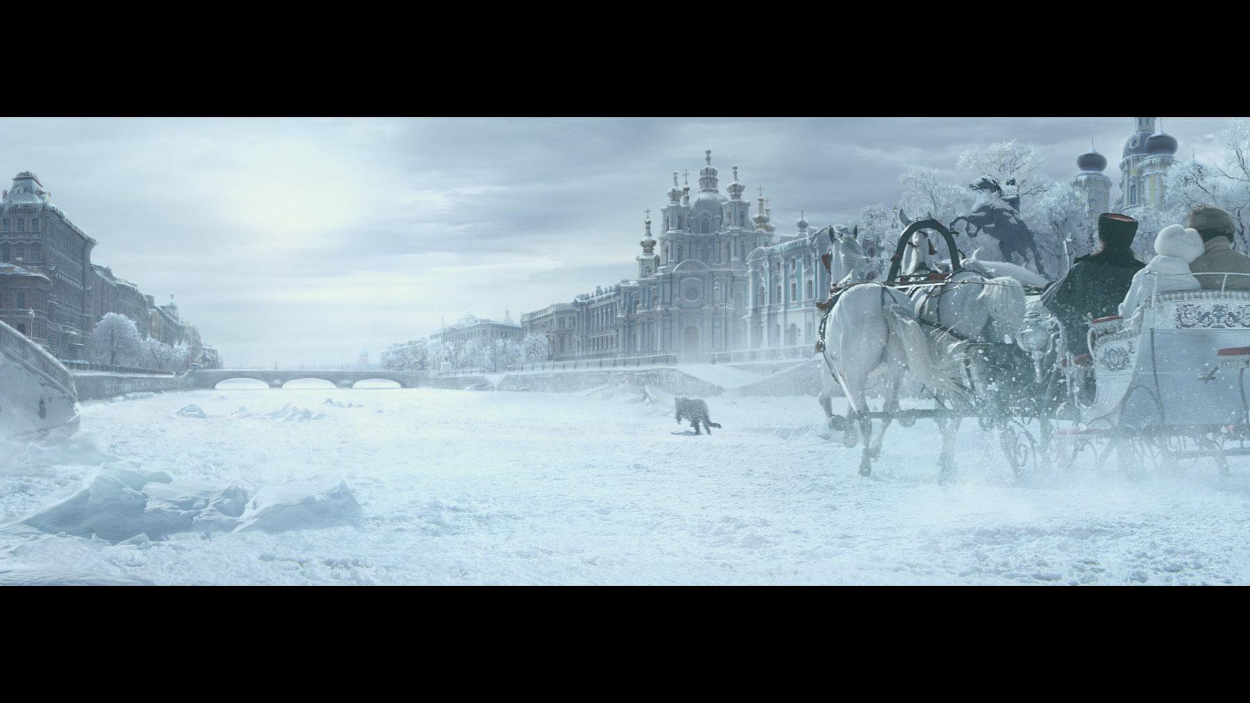 L'Odyssée de Cartier - The Panther St Petersburg Scene