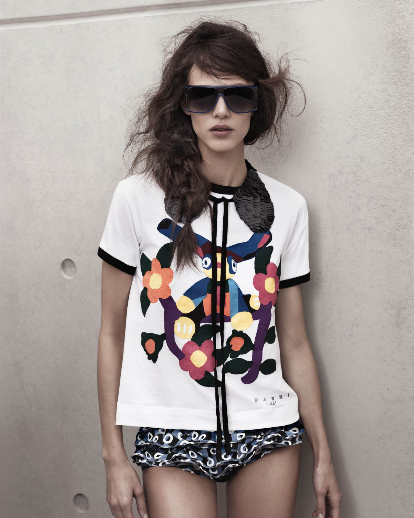 Marni for H&M Woman Collection 2012