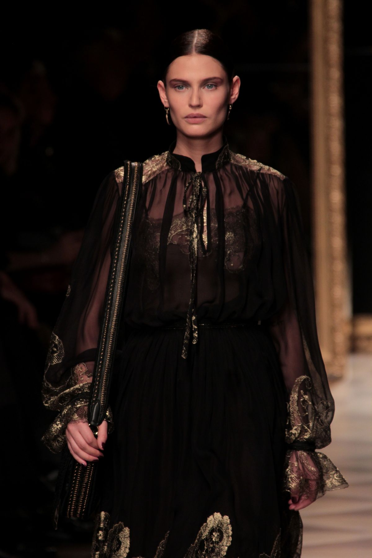 Milan Fashion Week 2012 Salvatore Ferragamo Woman